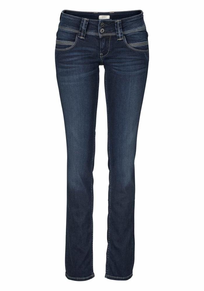 Pepe Jeans Straight Leg Jeans 'Venus'