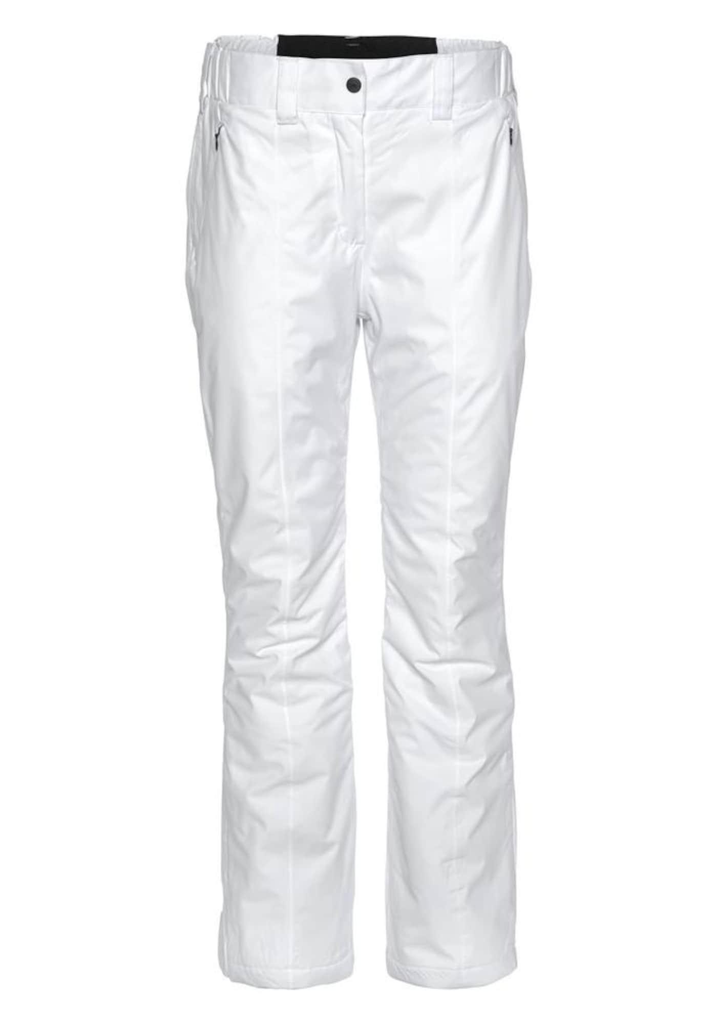 Outdoorové kalhoty bílá CMP