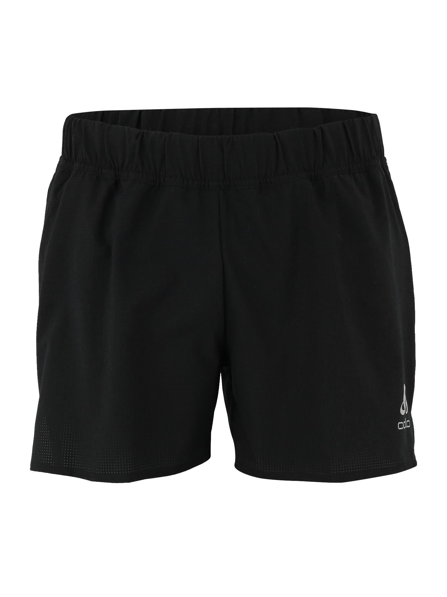 Sportovní kalhoty Millennium černá ODLO
