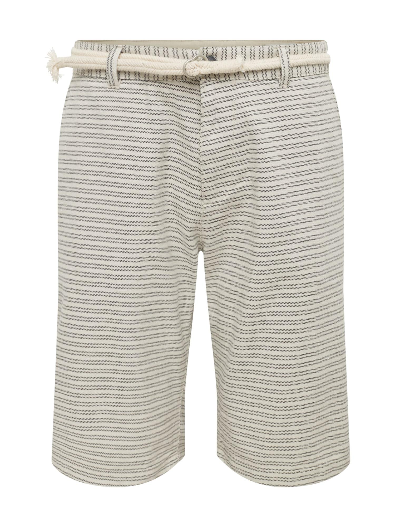 Kalhoty béžová TOM TAILOR DENIM