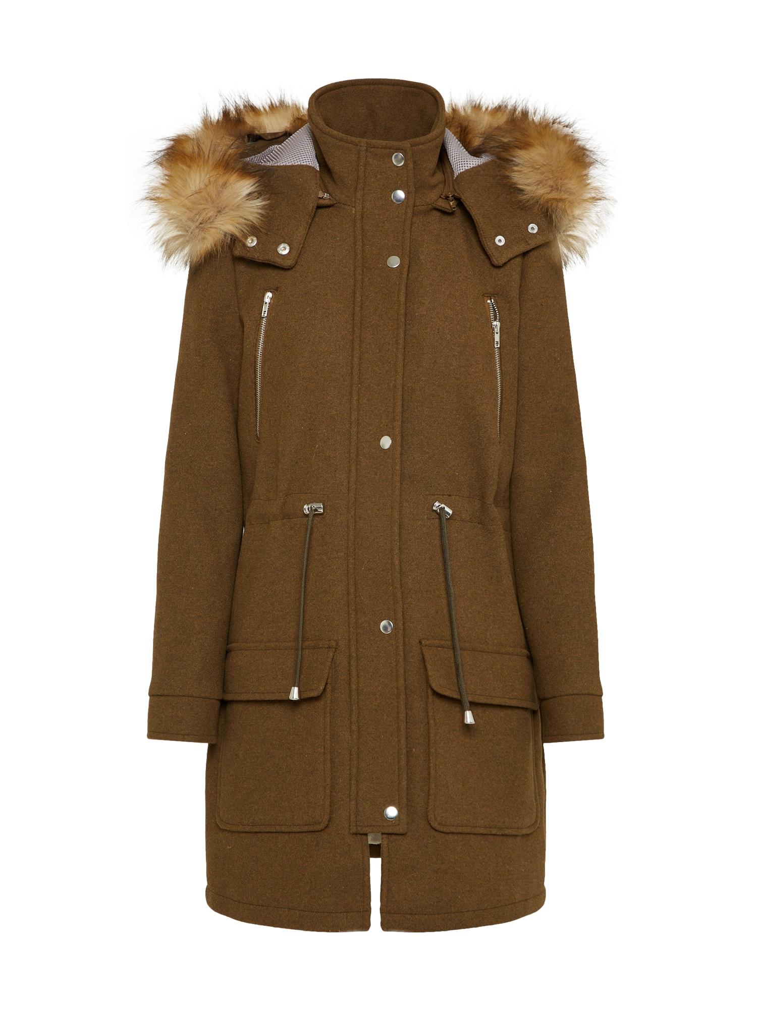 Přechodný kabát ODEJE COAT zelená LTB