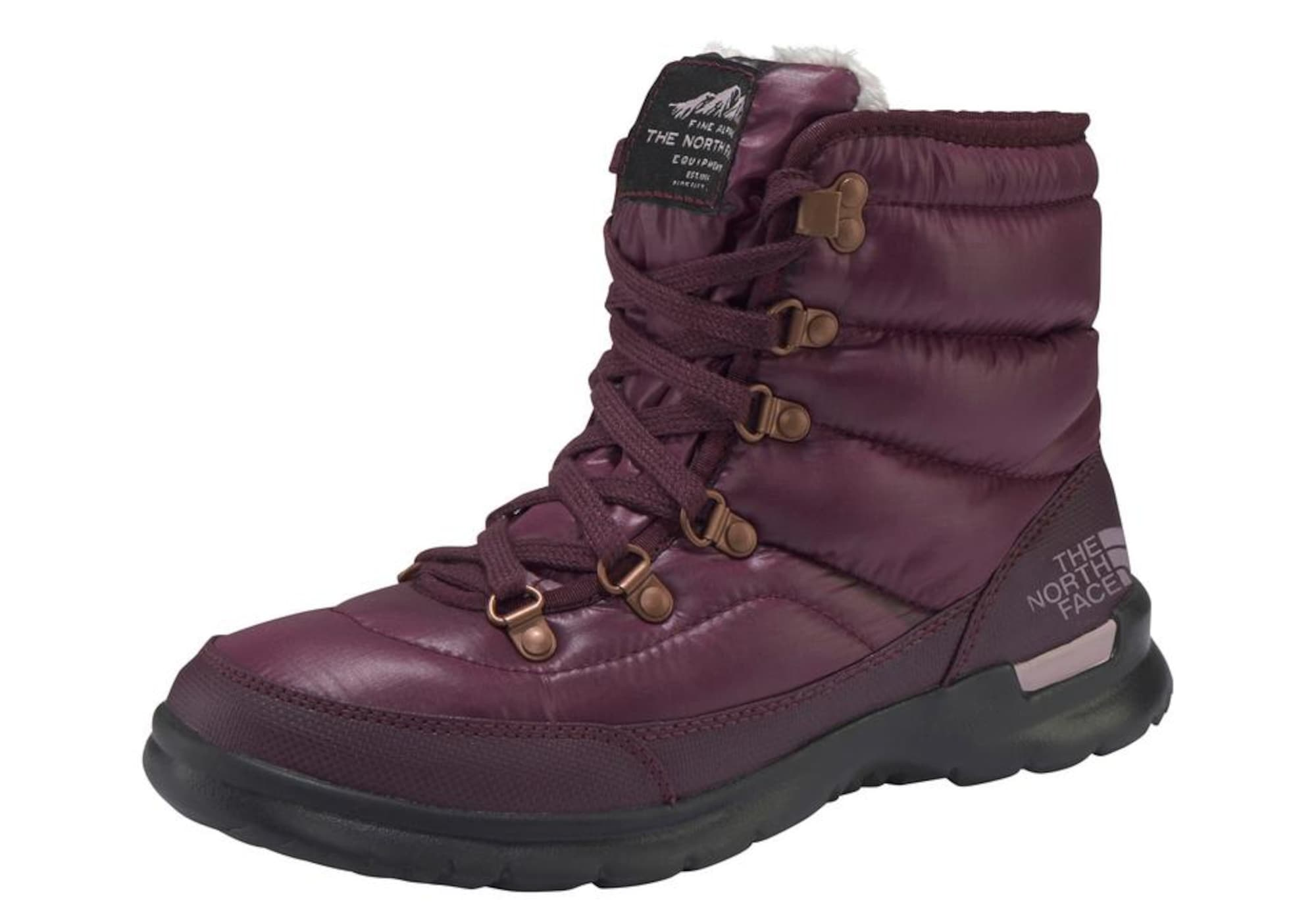 Outdoorwinterstiefel 'W Lace' | Schuhe > Outdoorschuhe > Outdoorwinterstiefel | The North Face