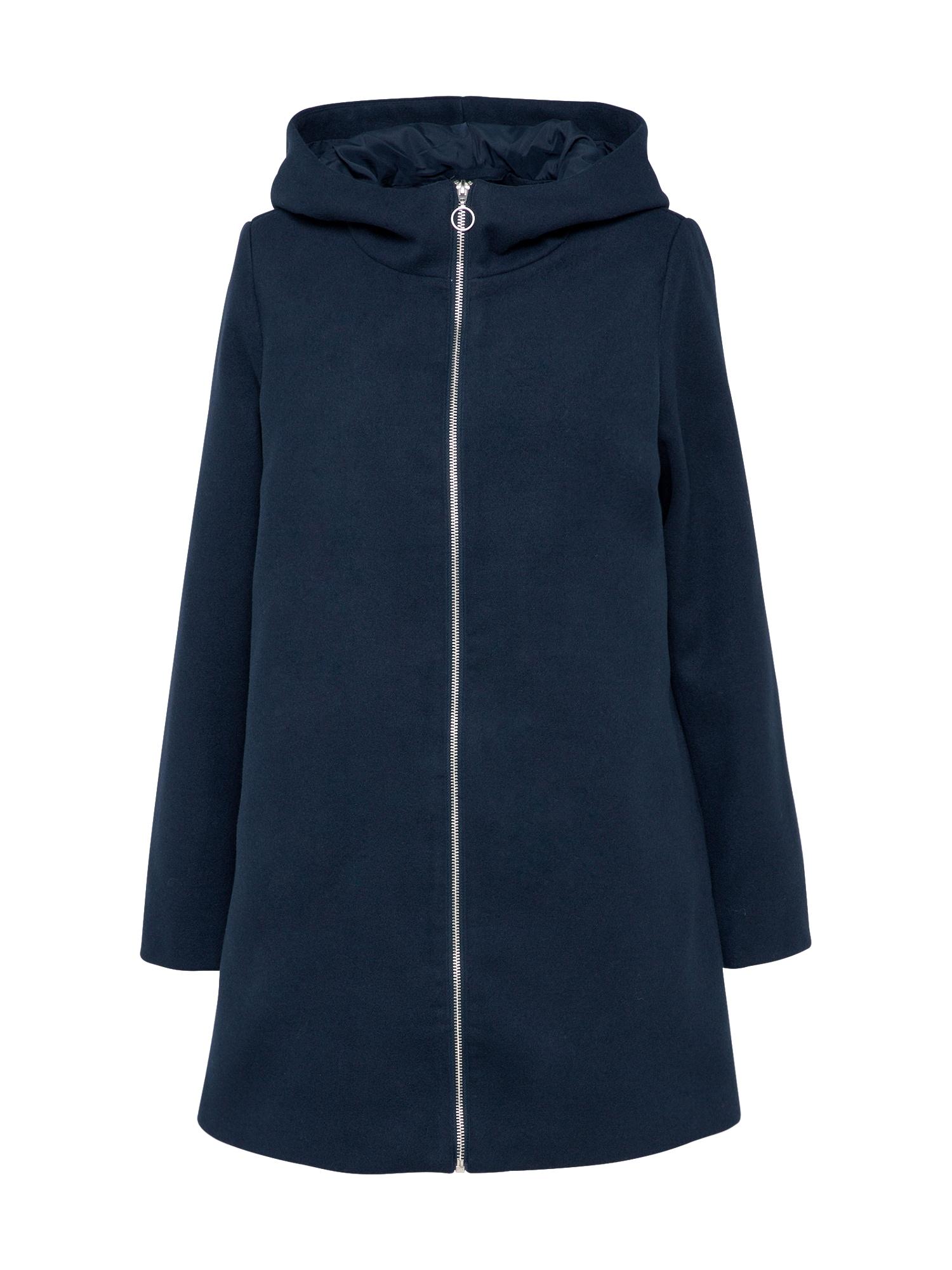 Zimní bunda Daniella modrá VILA