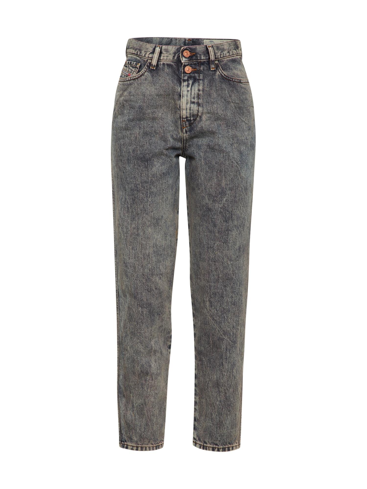 DIESEL Dames Jeans ALYS grijs