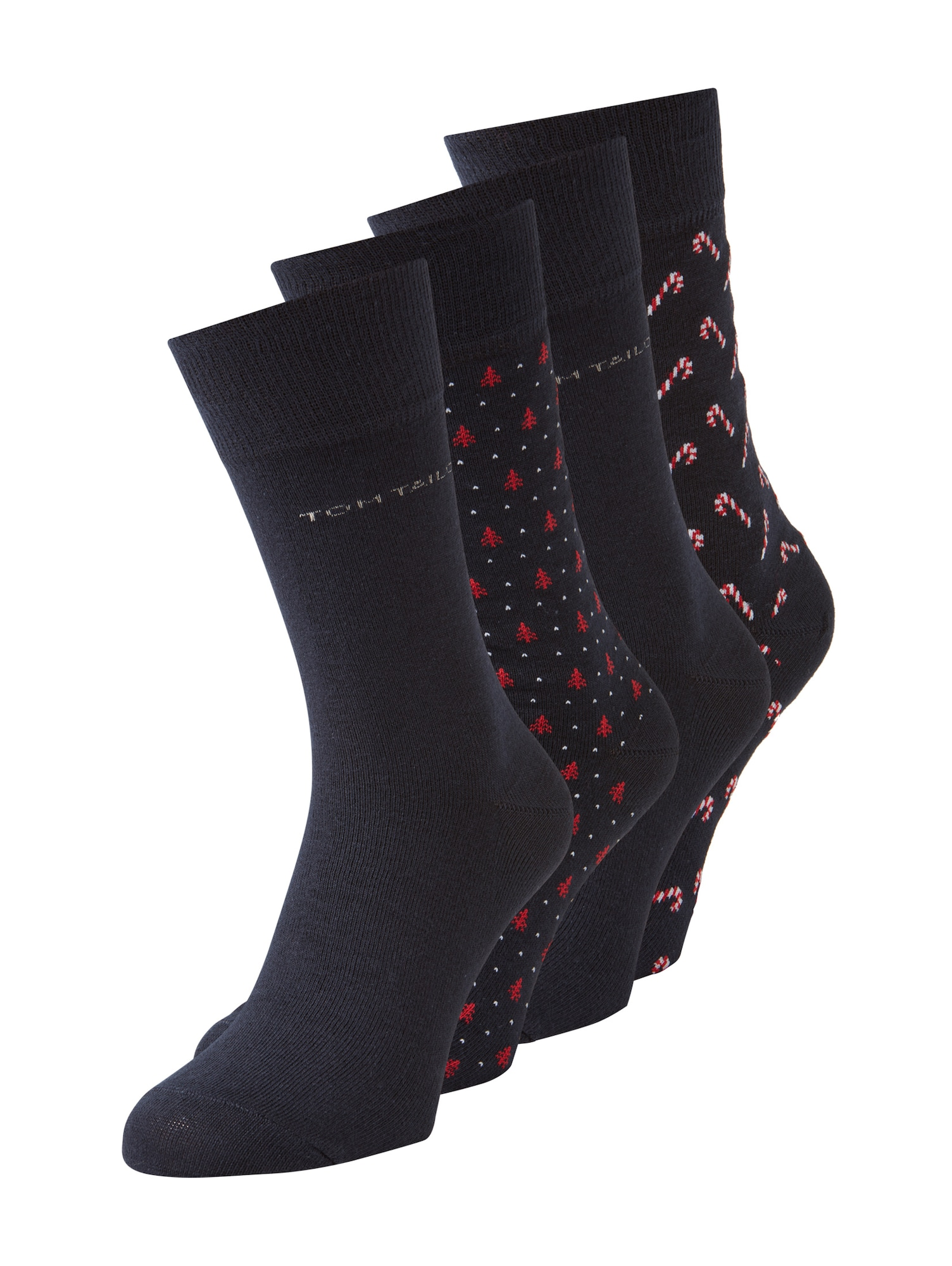 Socken 'X-Mas' | Bekleidung > Wäsche > Socken | TOM TAILOR