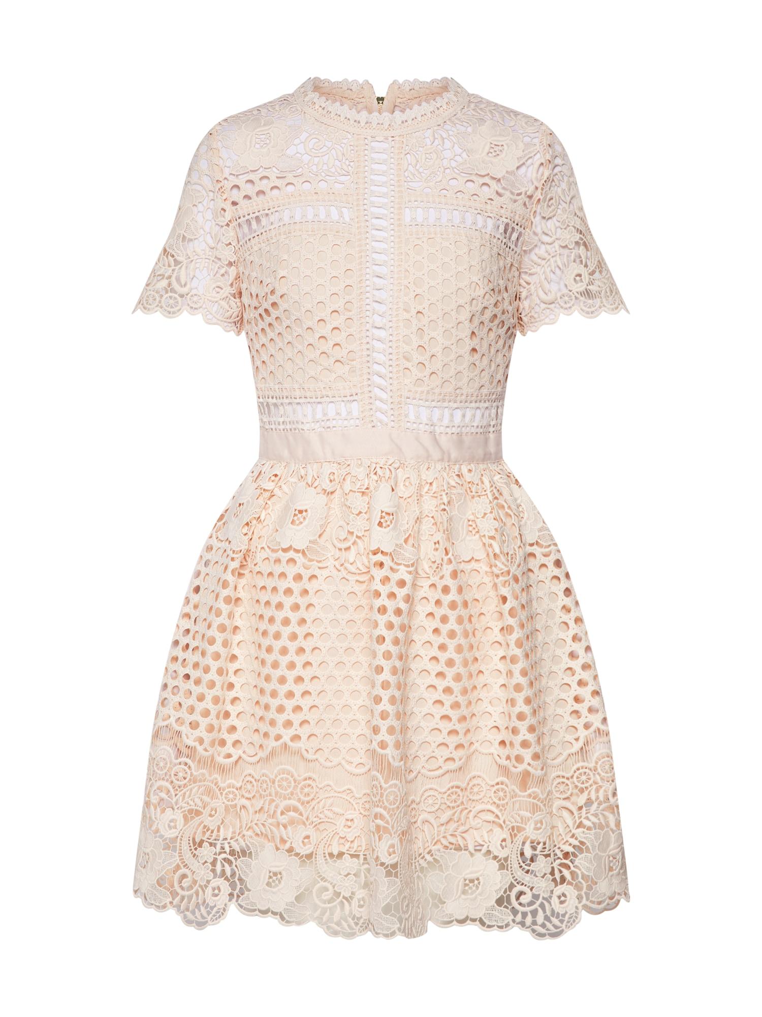 Šaty Emily béžová By Malina