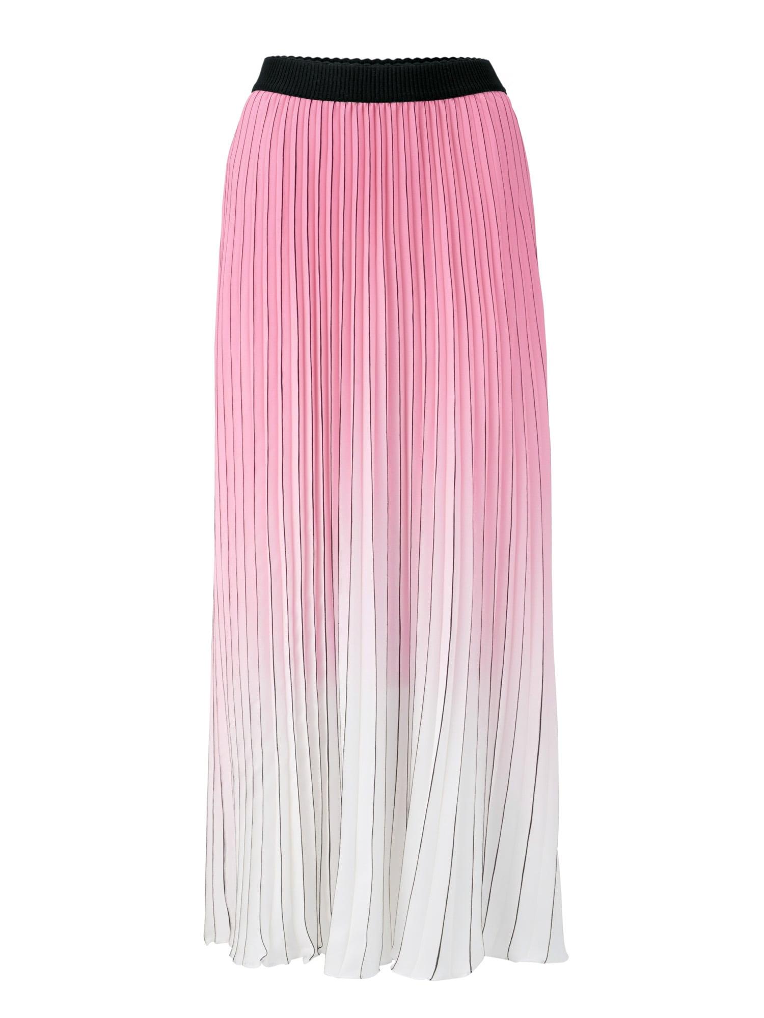 Sukně béžová pink Heine