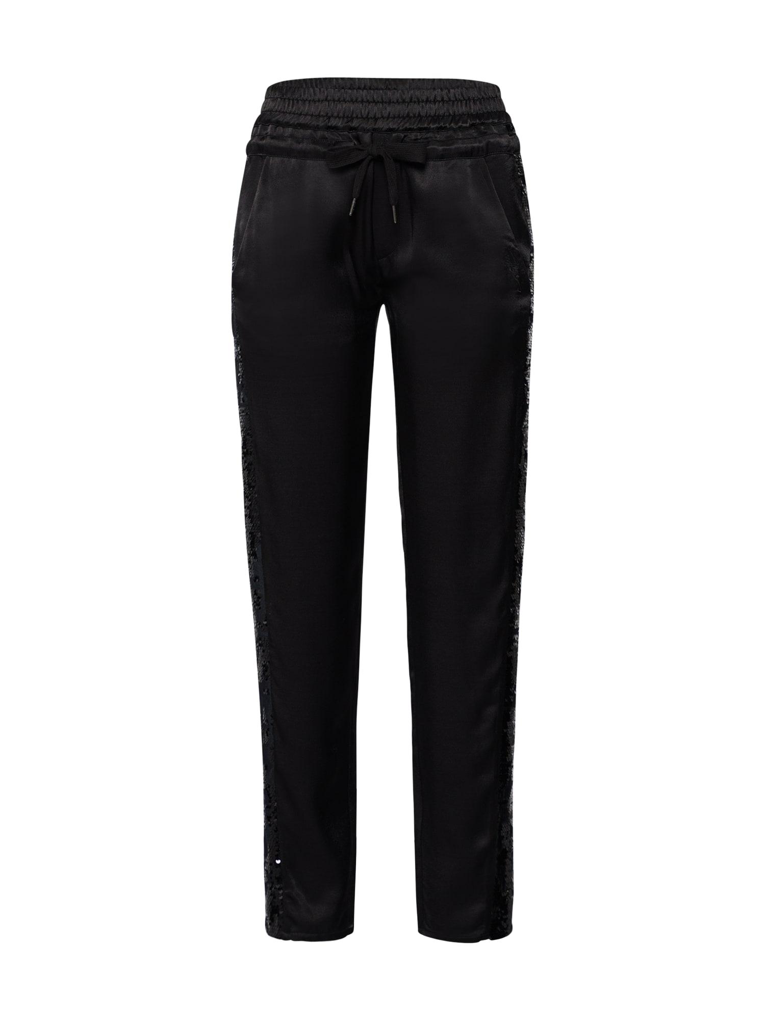 Kalhoty černá Frogbox
