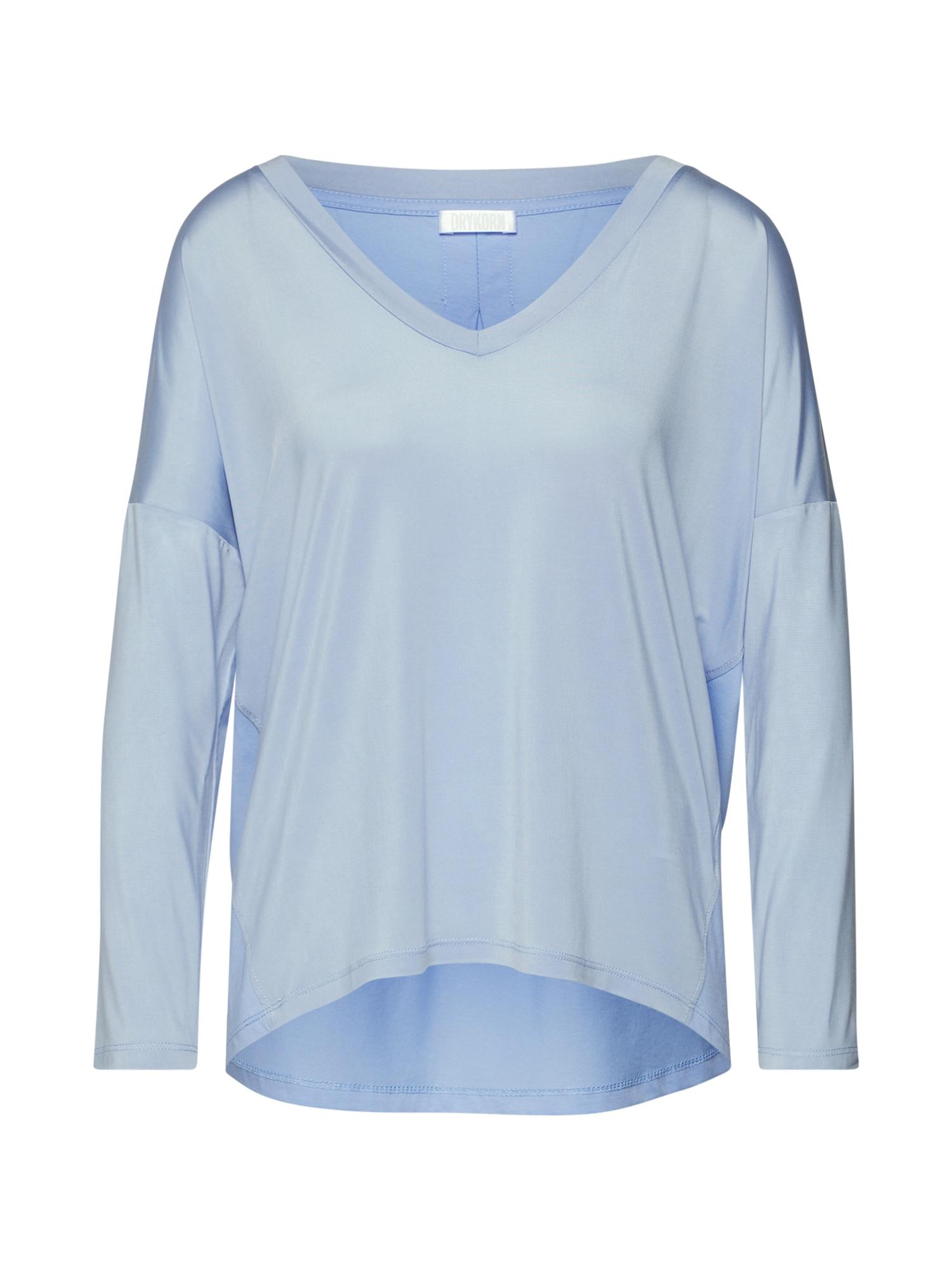 Tričko VENJA modrá DRYKORN