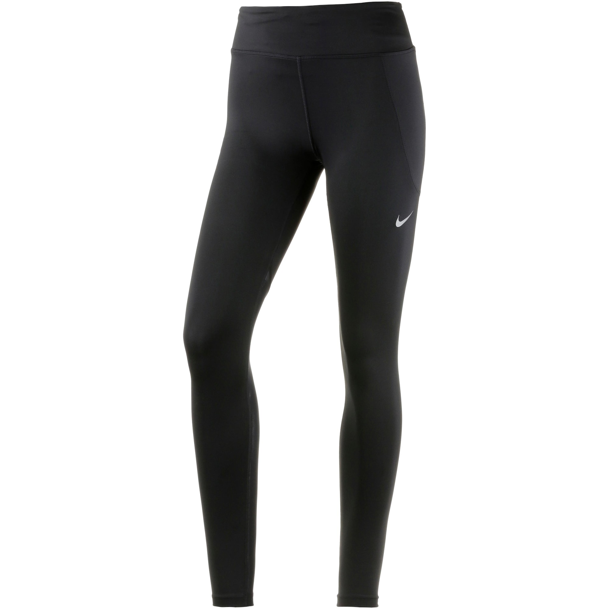 Sportovní kalhoty Fast černá NIKE