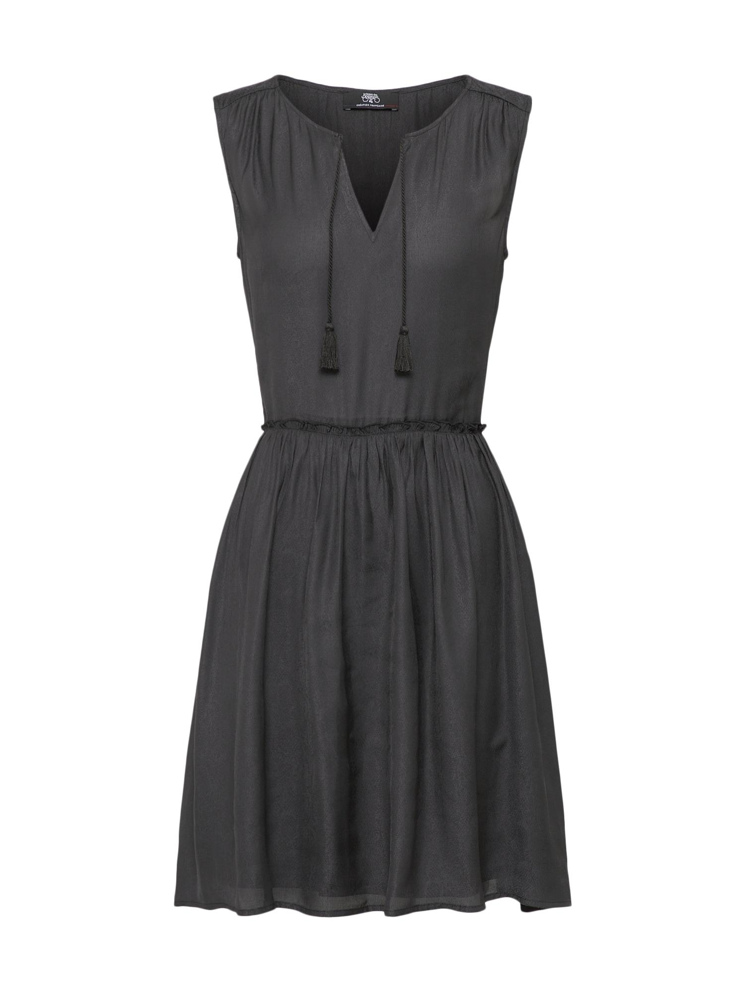 Letní šaty JONES černá Le Temps Des Cerises
