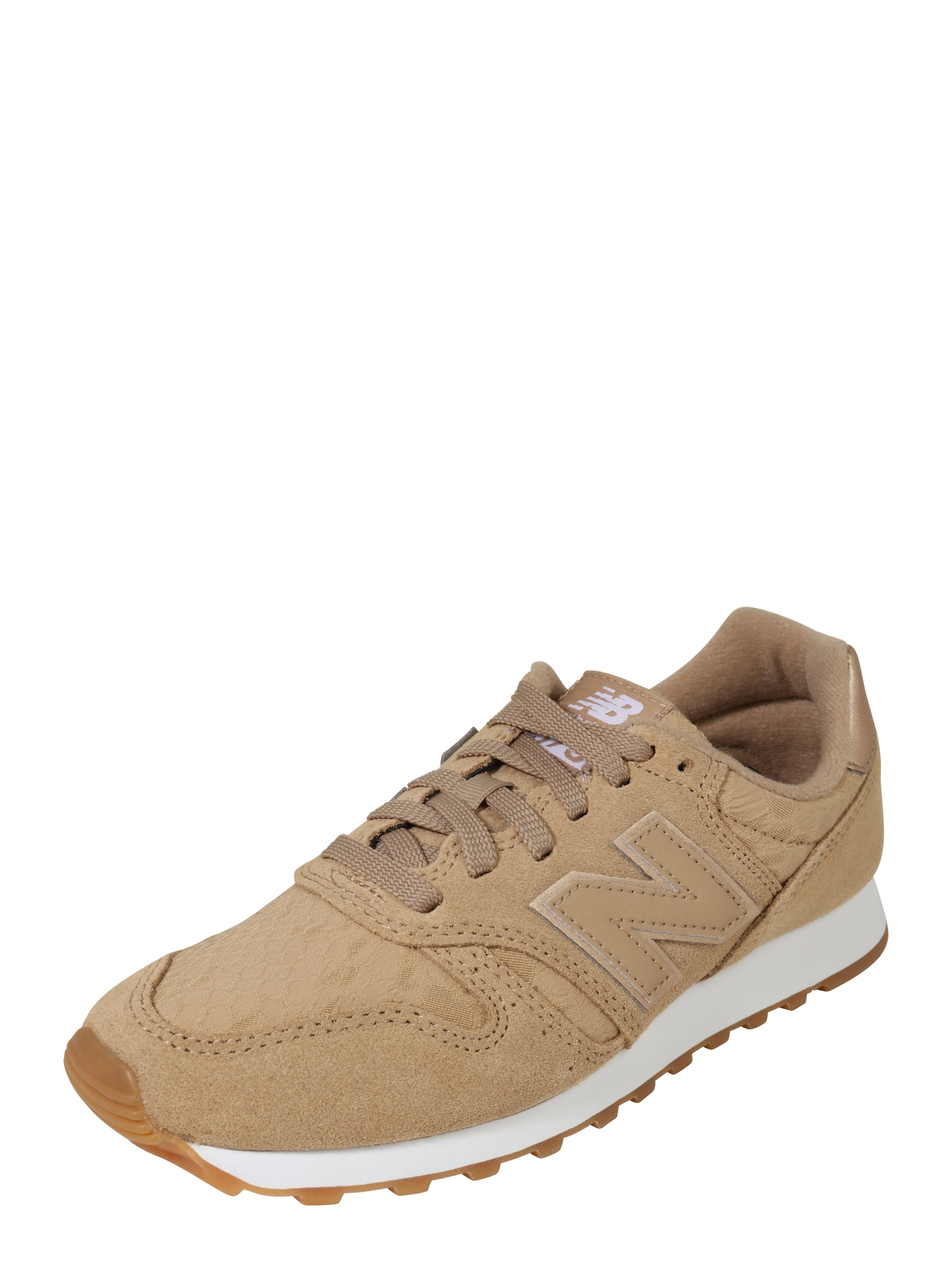 New Balance, Dames Sneakers laag 'WL373', crème / lichtbeige