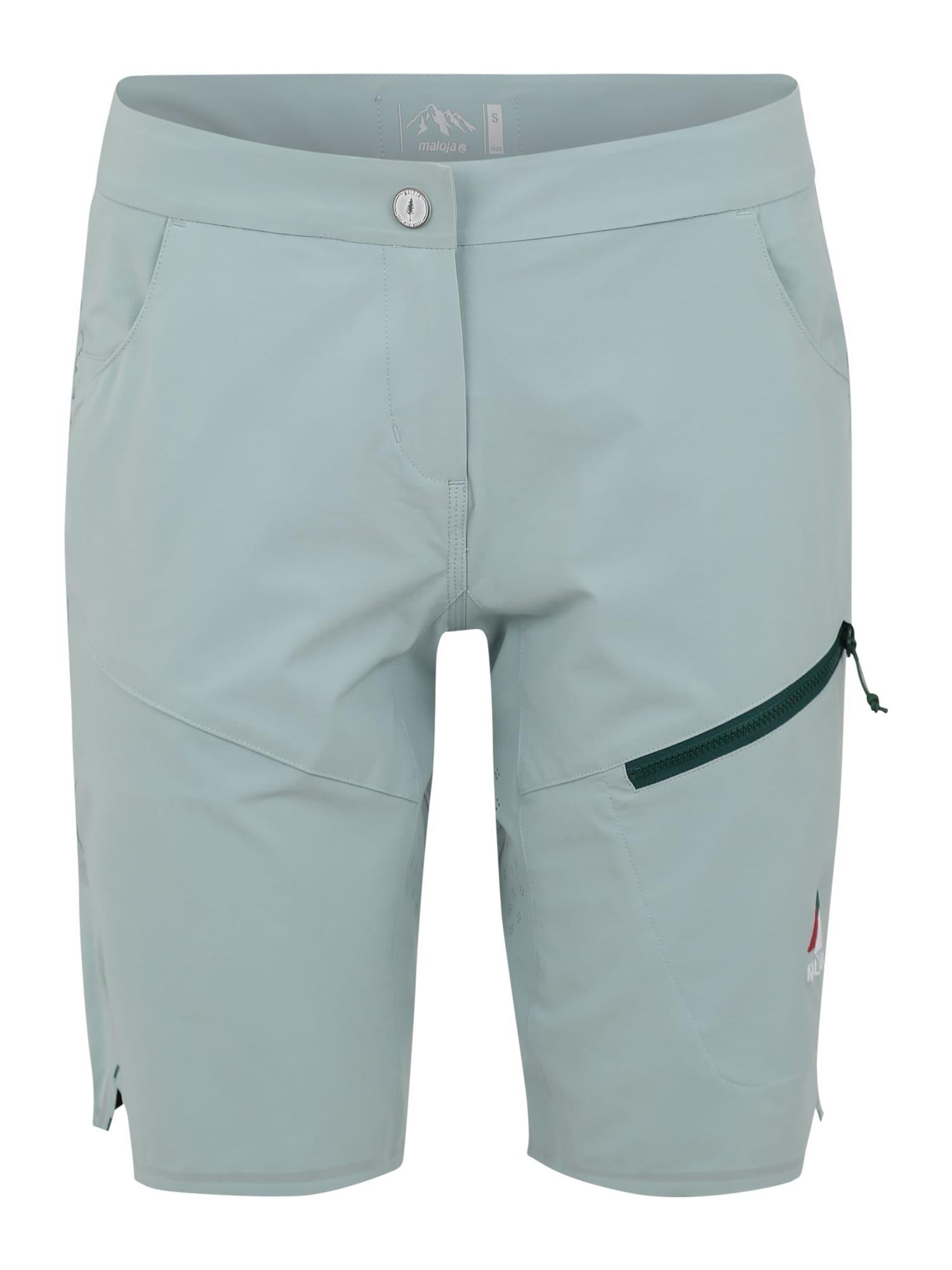 Sportovní kalhoty RoschiaM. mátová Maloja