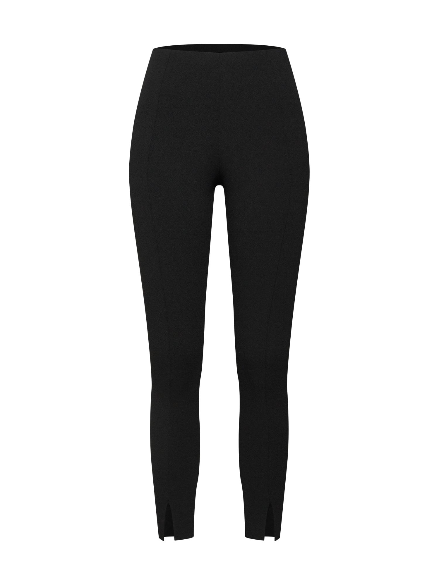 Kalhoty černá Missguided