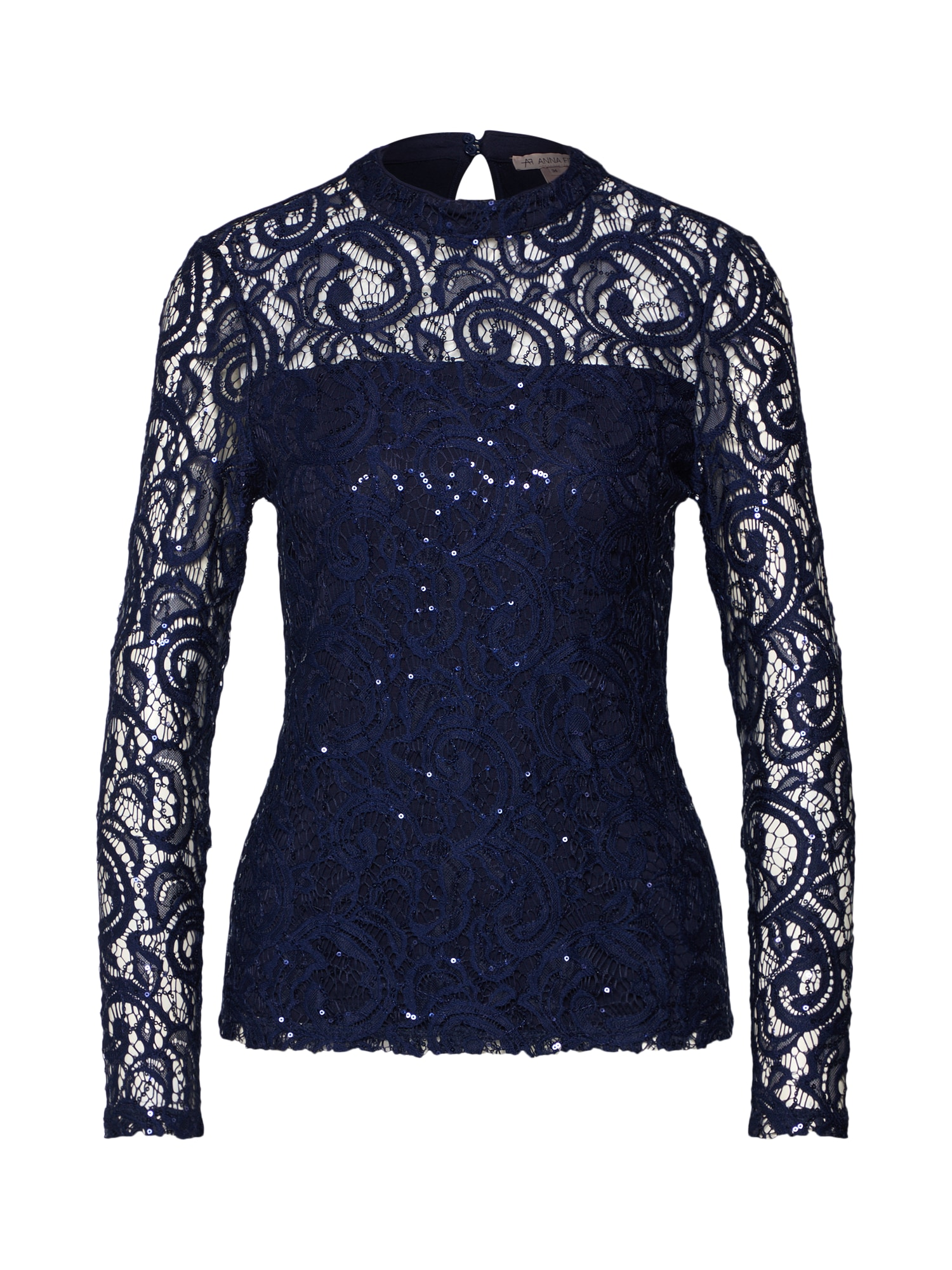Tričko tmavě modrá Anna Field