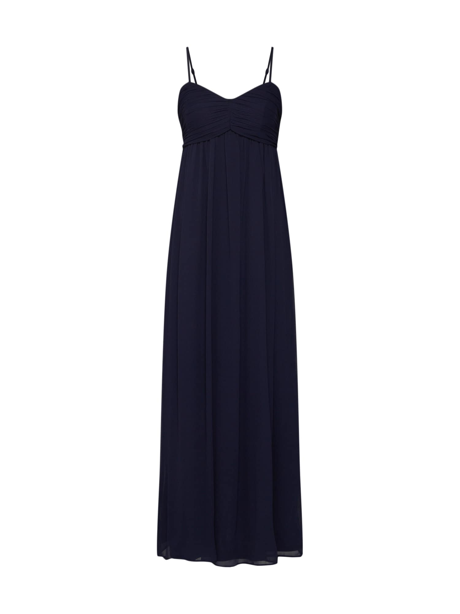 Společenské šaty Giselle modrá ABOUT YOU