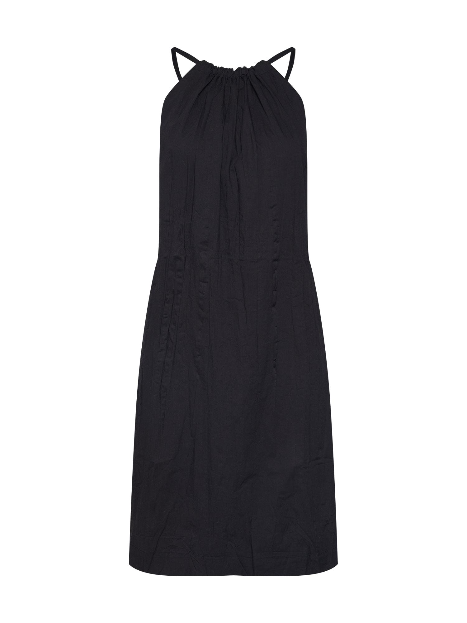 Letní šaty Ashbury černá Filippa K