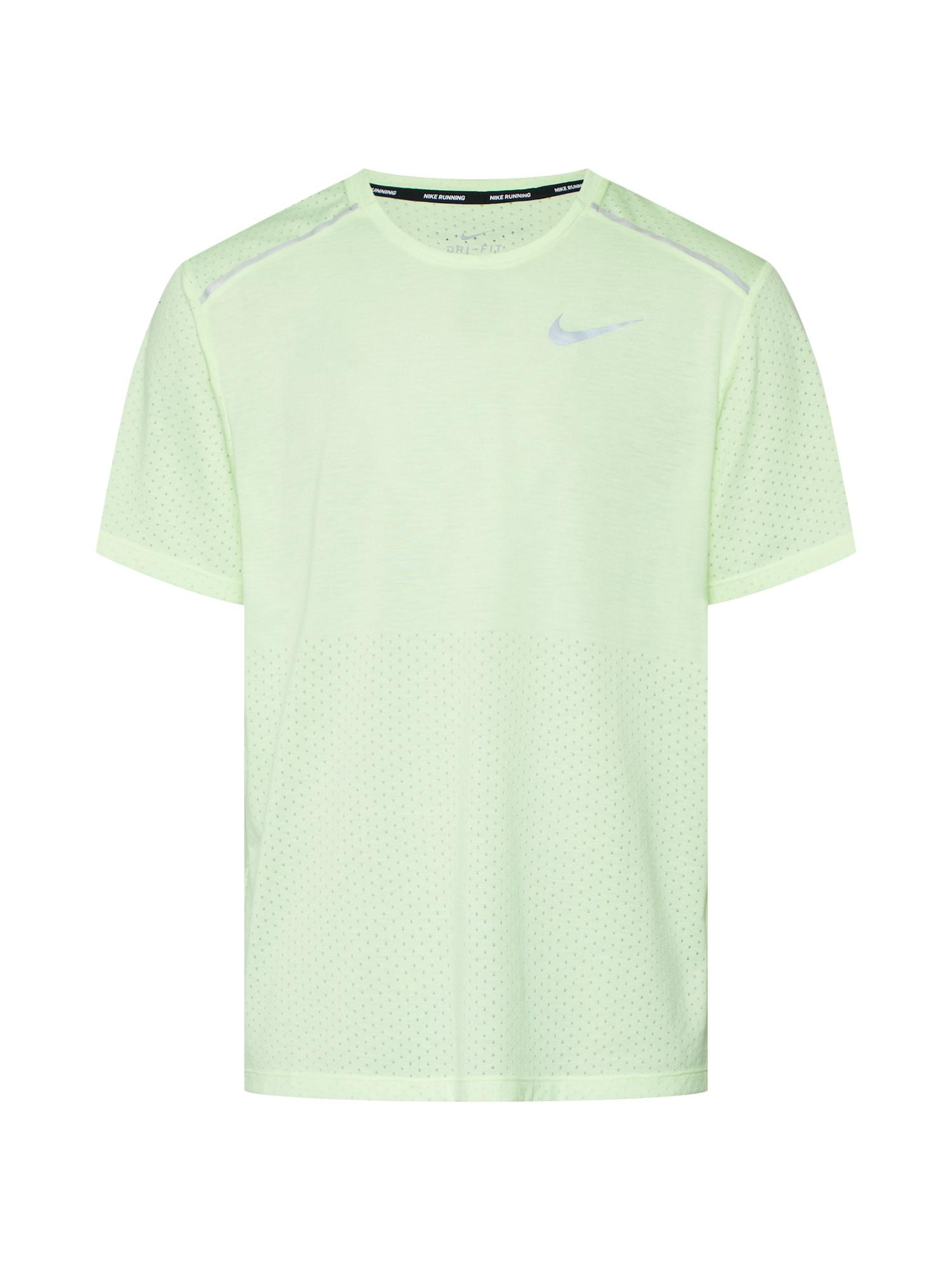 Funkční tričko Rise svítivě žlutá NIKE