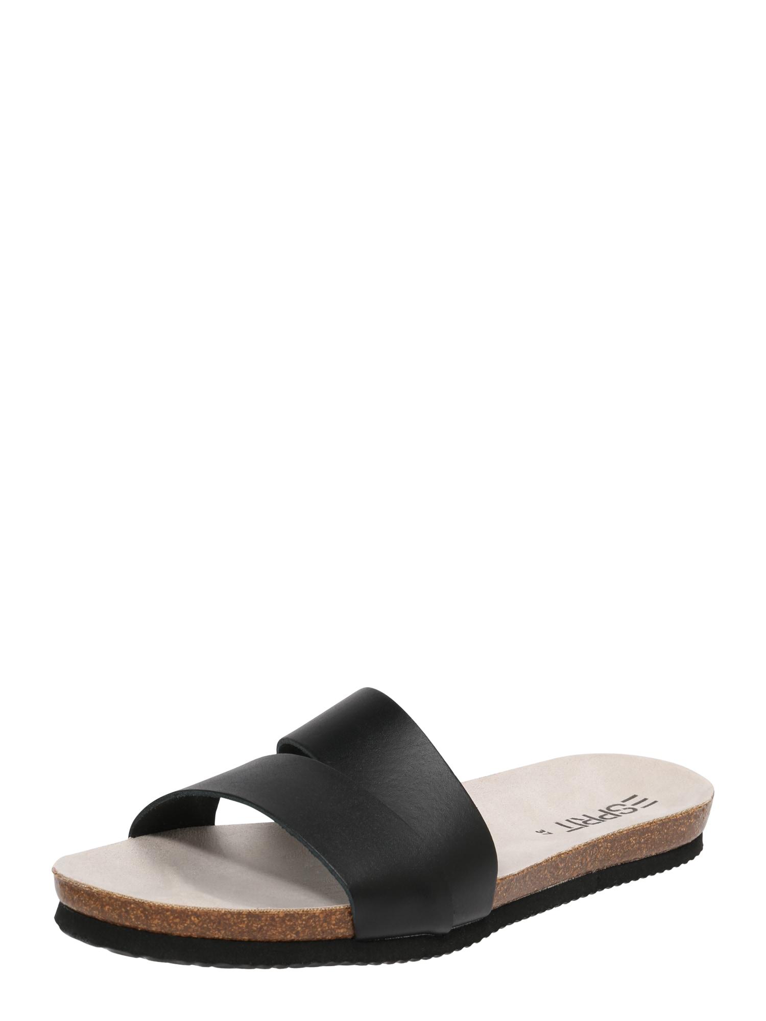 Sandály Kim Slide černá ESPRIT