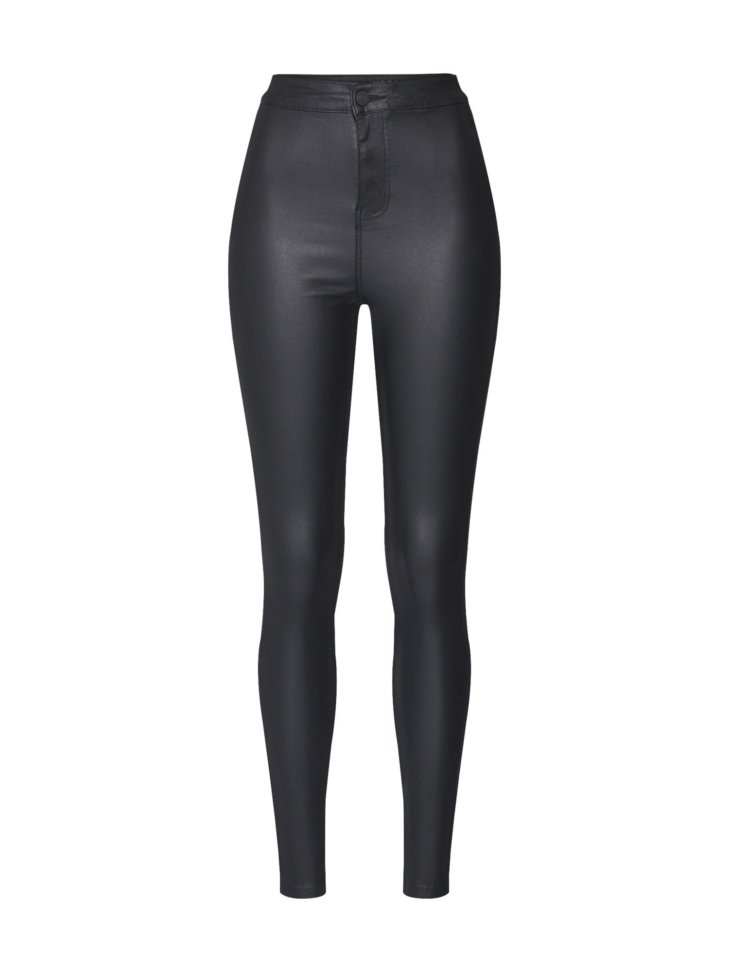 Kalhoty NMELLA černá Noisy May