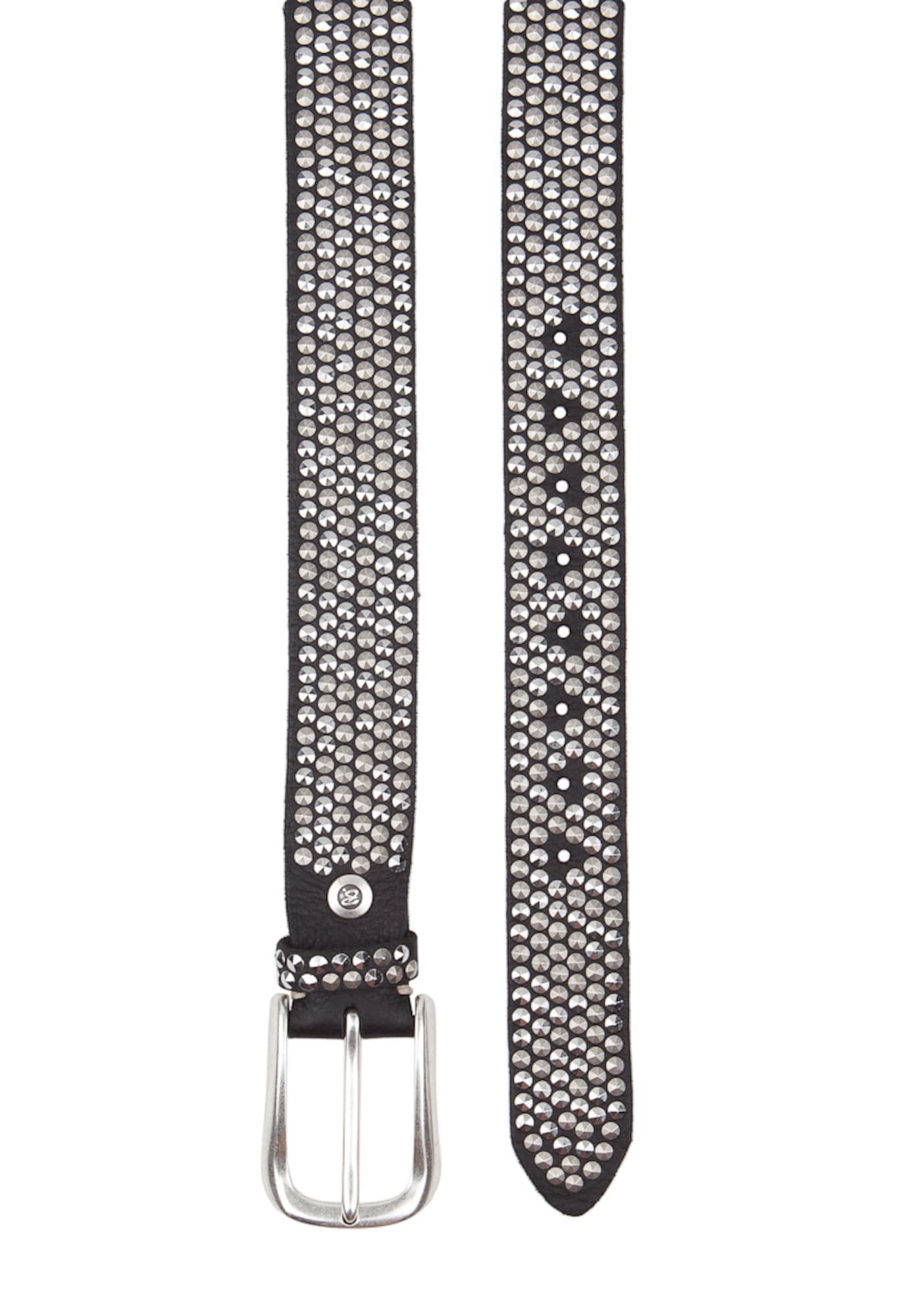 B.belt Handmade In Germany, Dames Riem, zwart