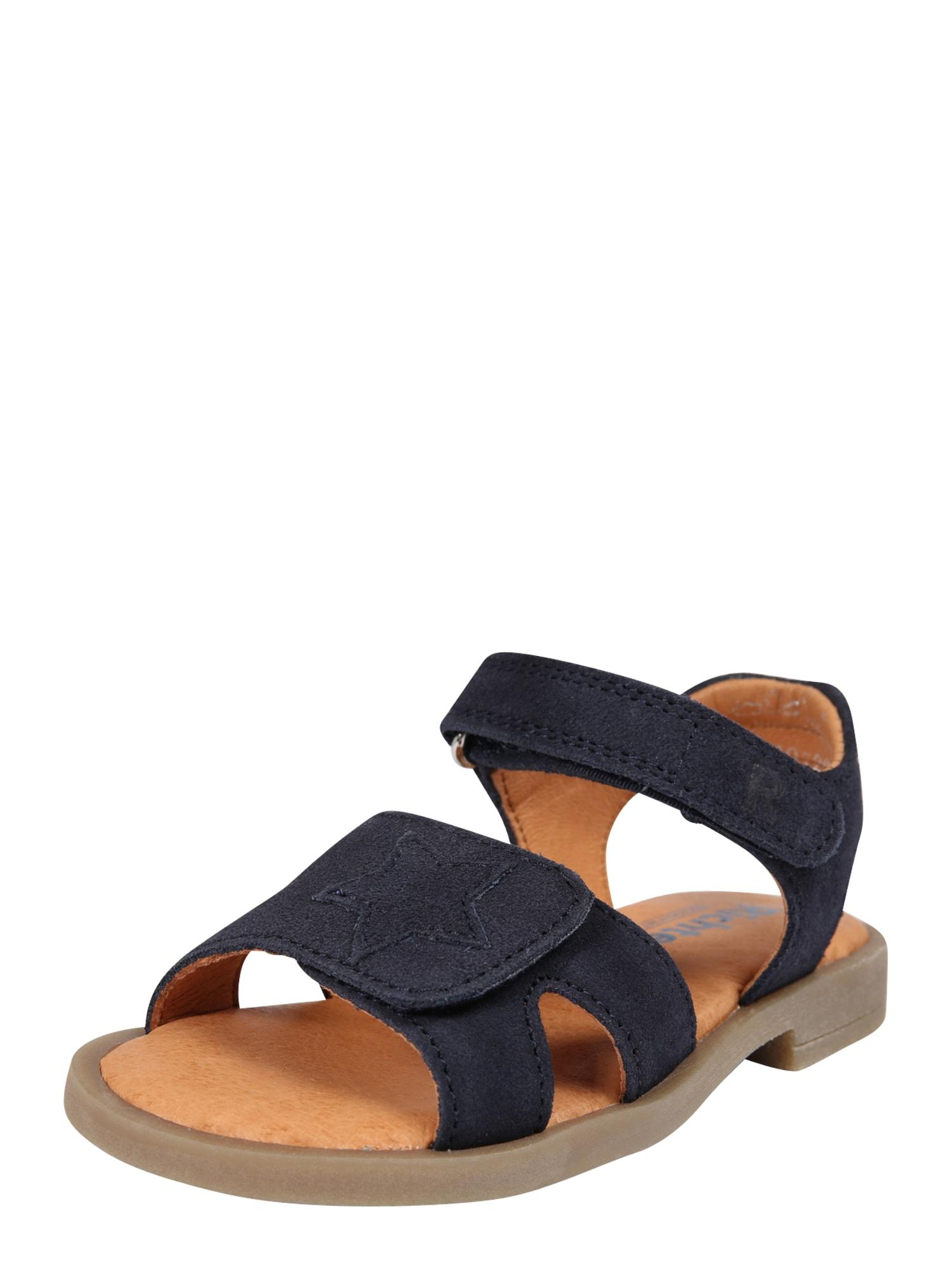 Sandály 5402 541 modrá RICHTER