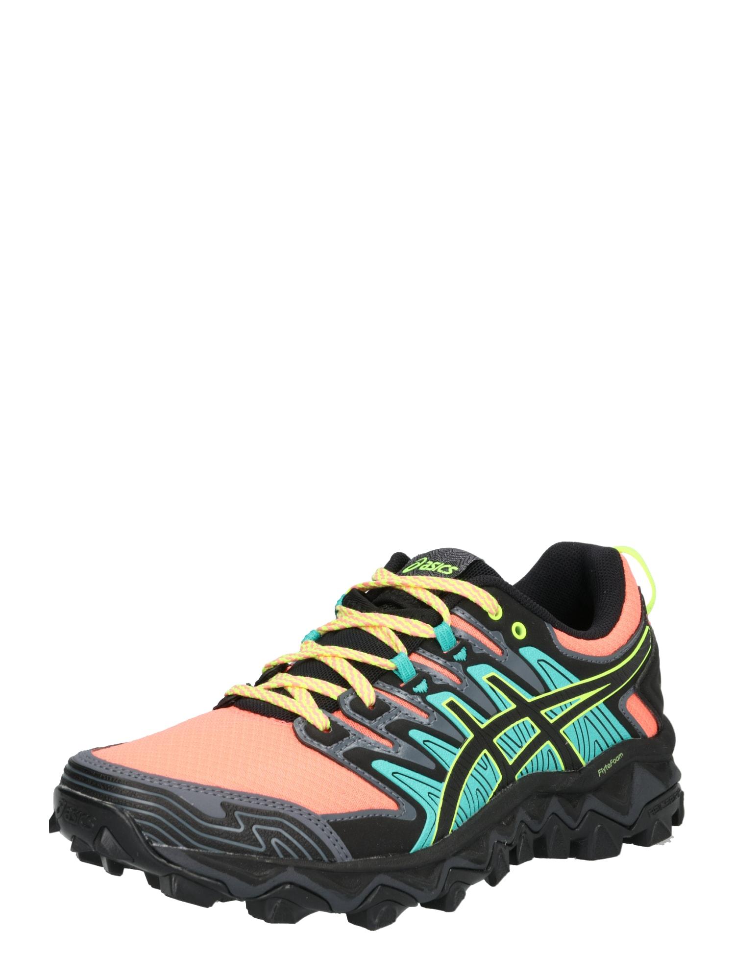 Běžecká obuv GEL-FUJITRABUCO 7 modrá korálová černá ASICS