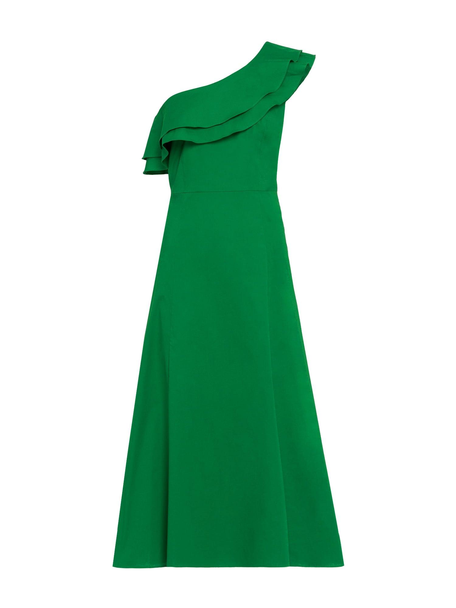 Šaty Valance tmavě zelená IVY & OAK