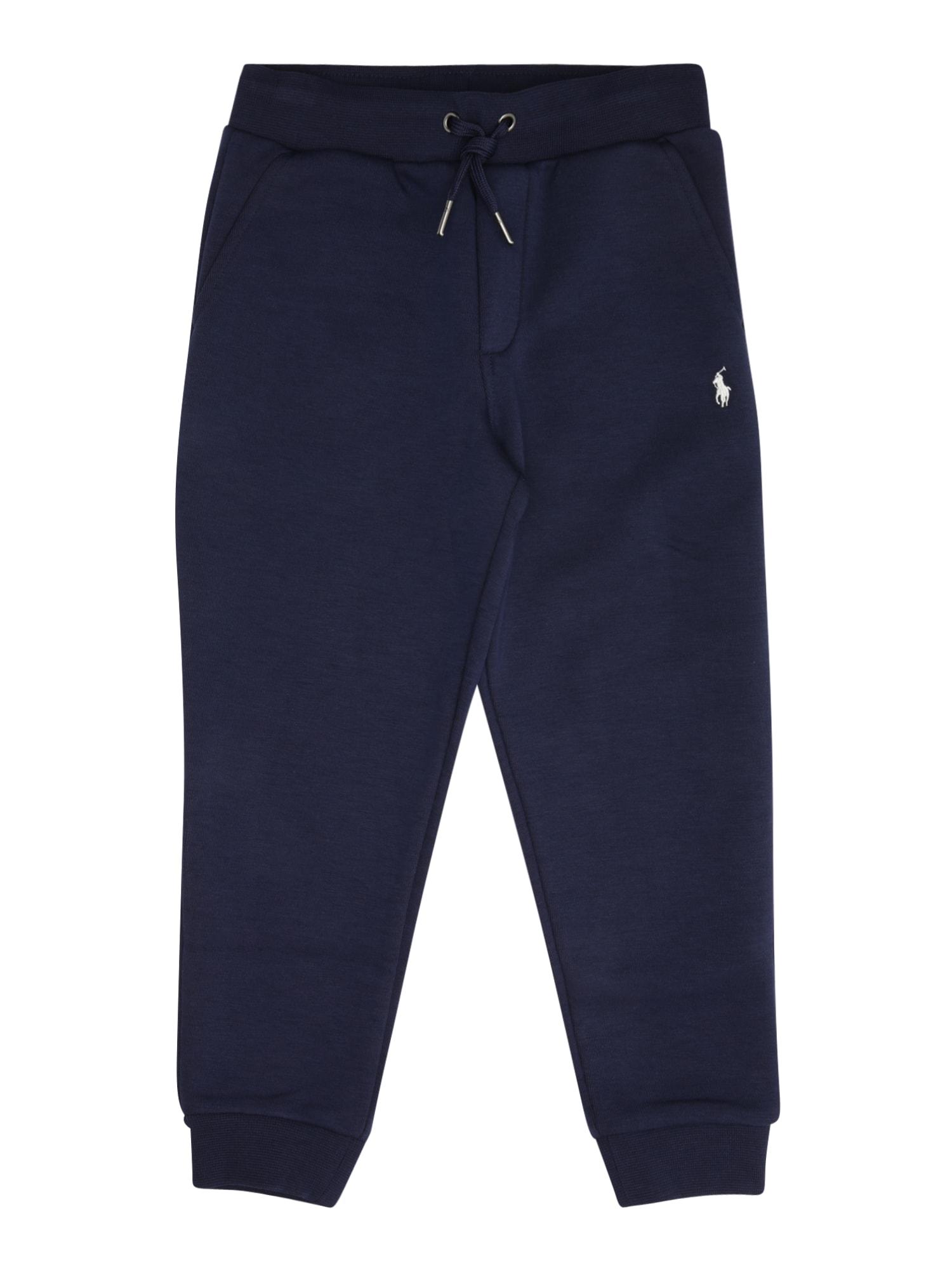 Kalhoty PO PANT námořnická modř POLO RALPH LAUREN