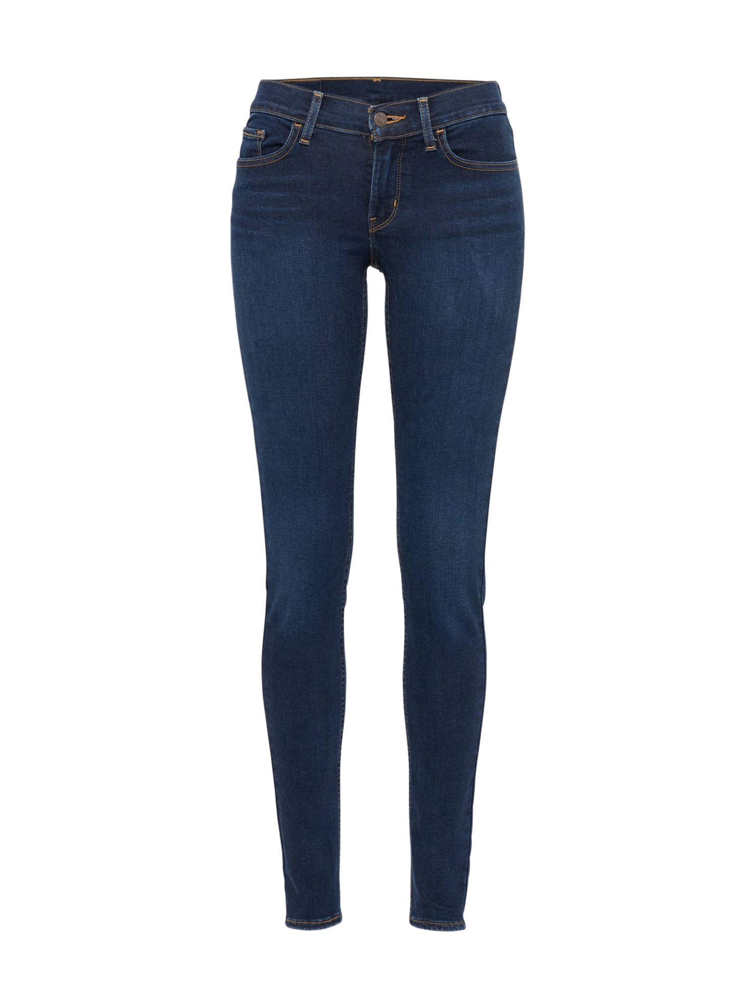 LEVI'S Dames Jeans 710 Innovation Super Skinny navy