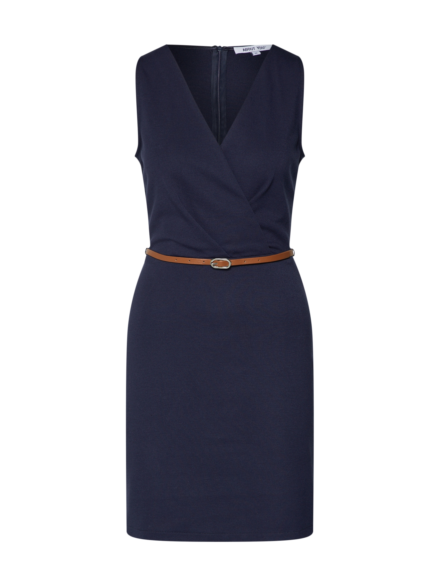 ABOUT YOU Jurk 'Ludmilla Dress' navy