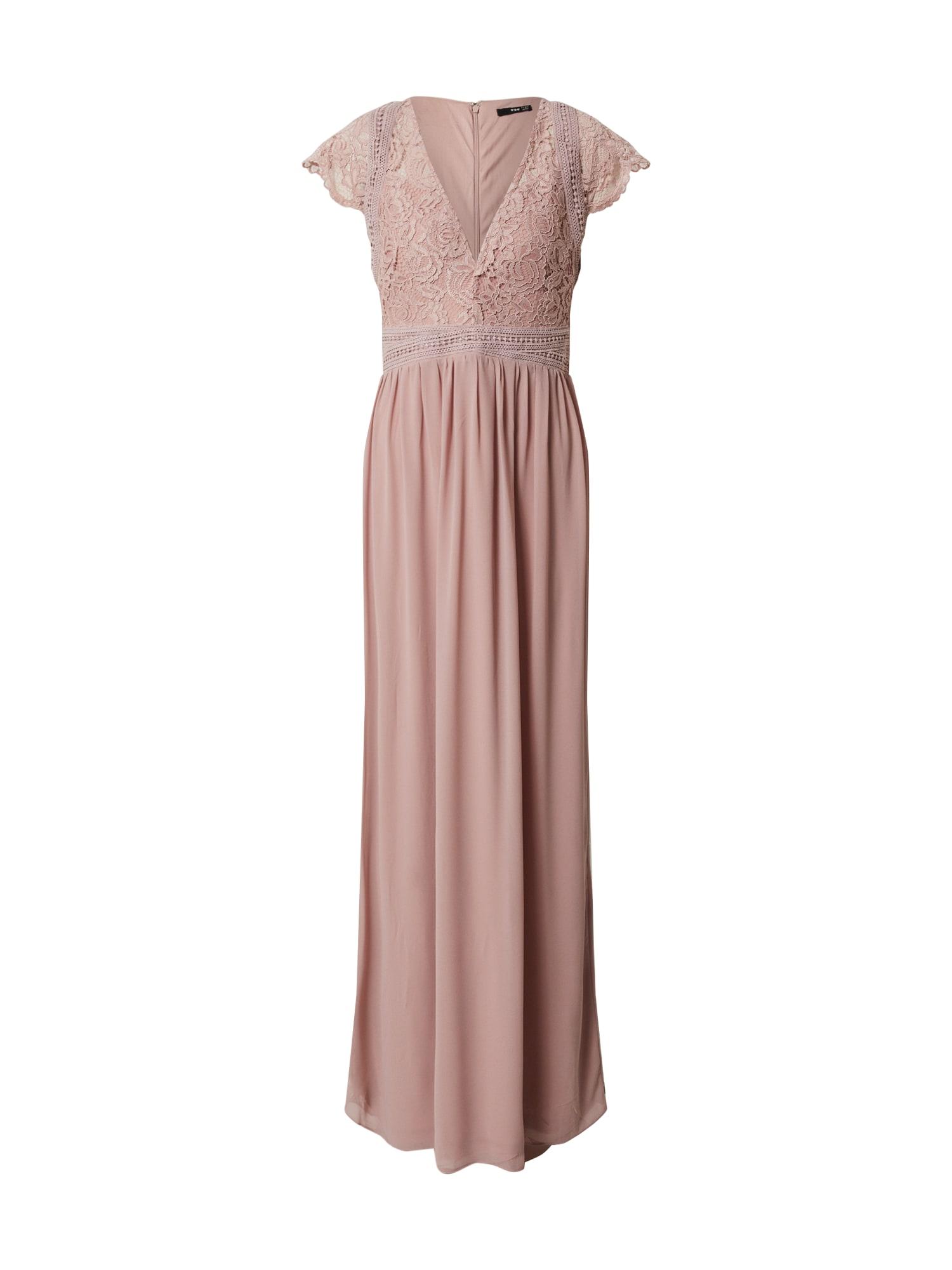 TFNC Společenské šaty 'VANJA'  růže