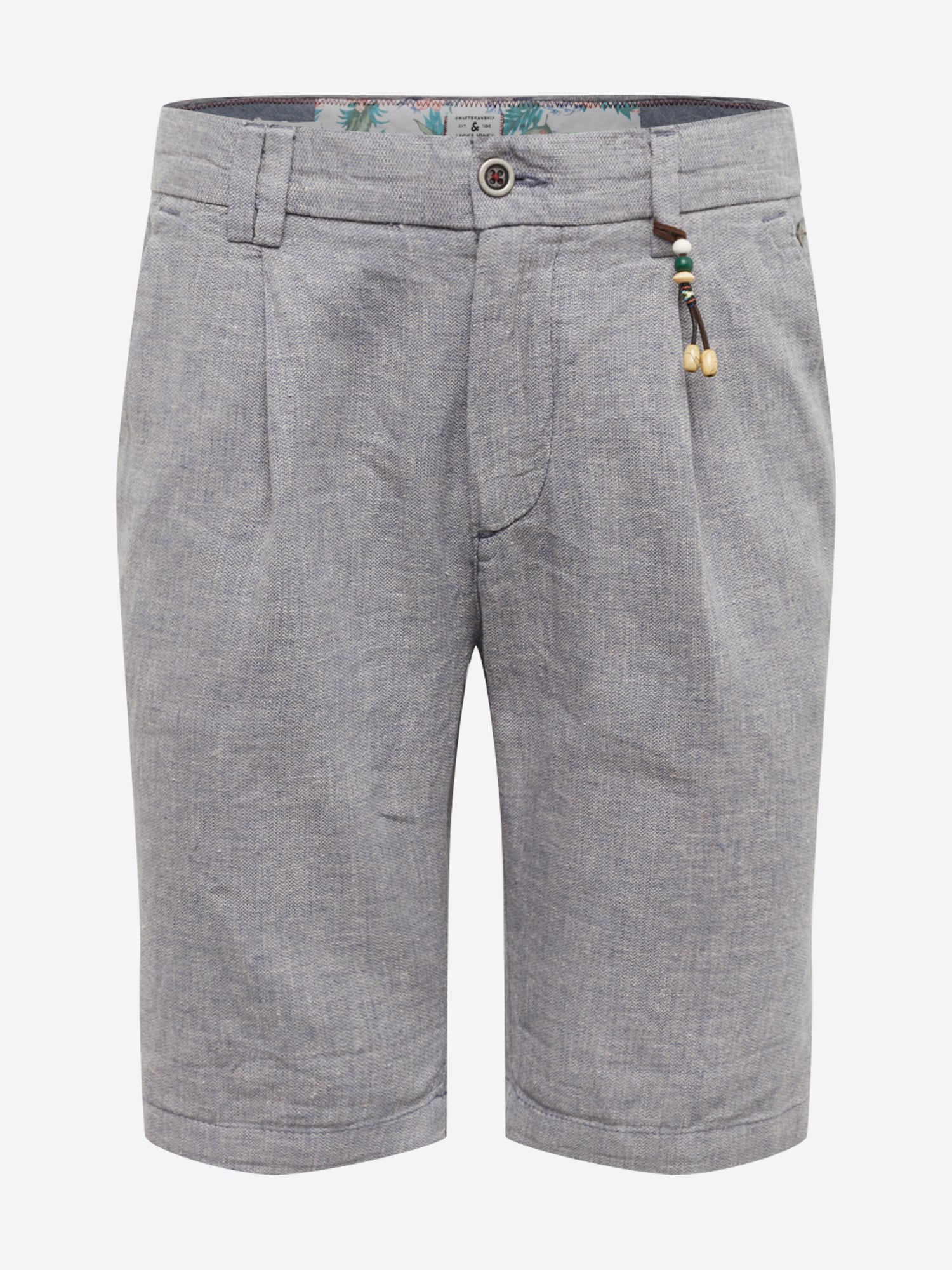 Chino kalhoty indigo bílá JACK & JONES