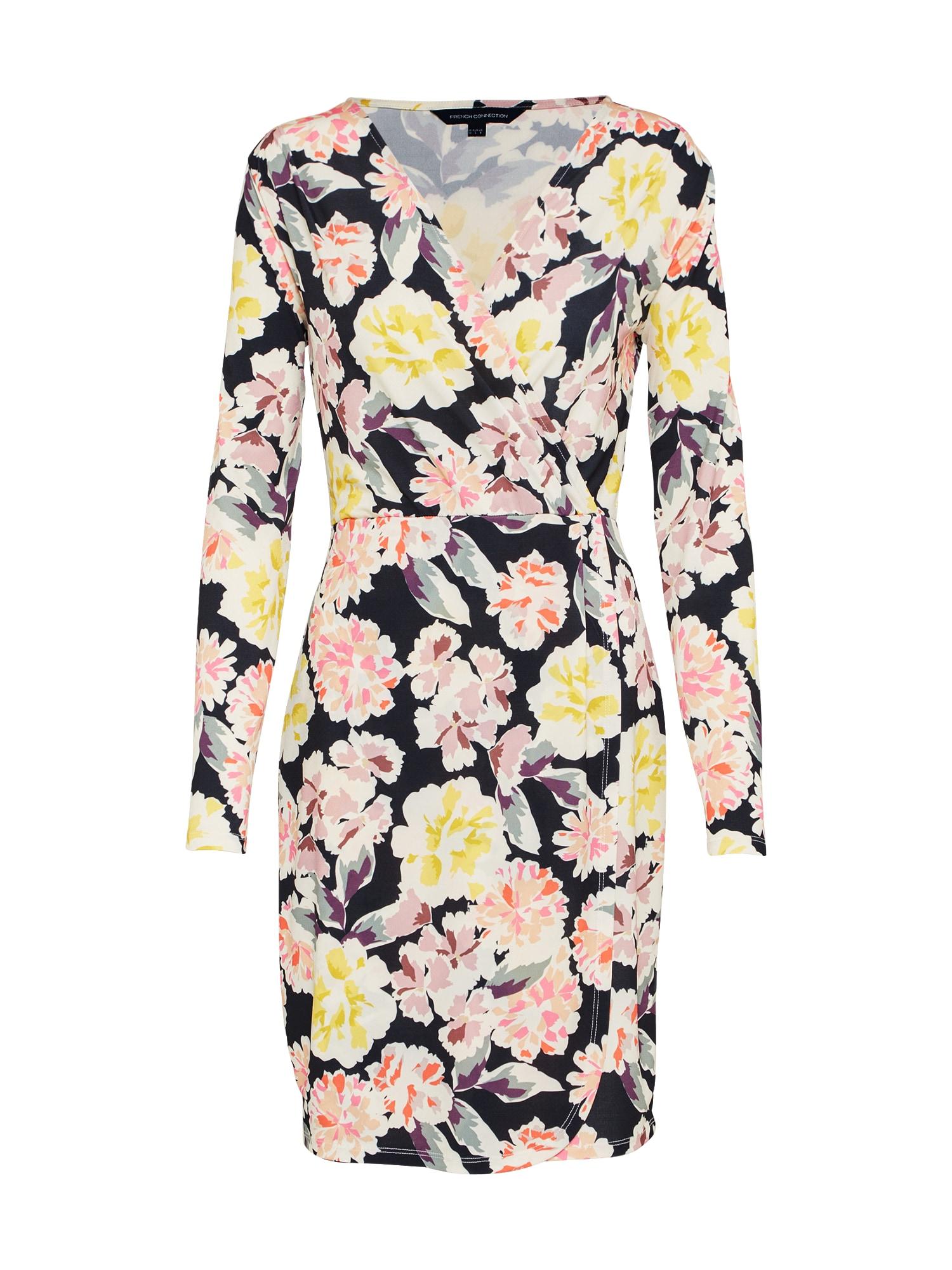 Letní šaty Enoshima mix barev FRENCH CONNECTION