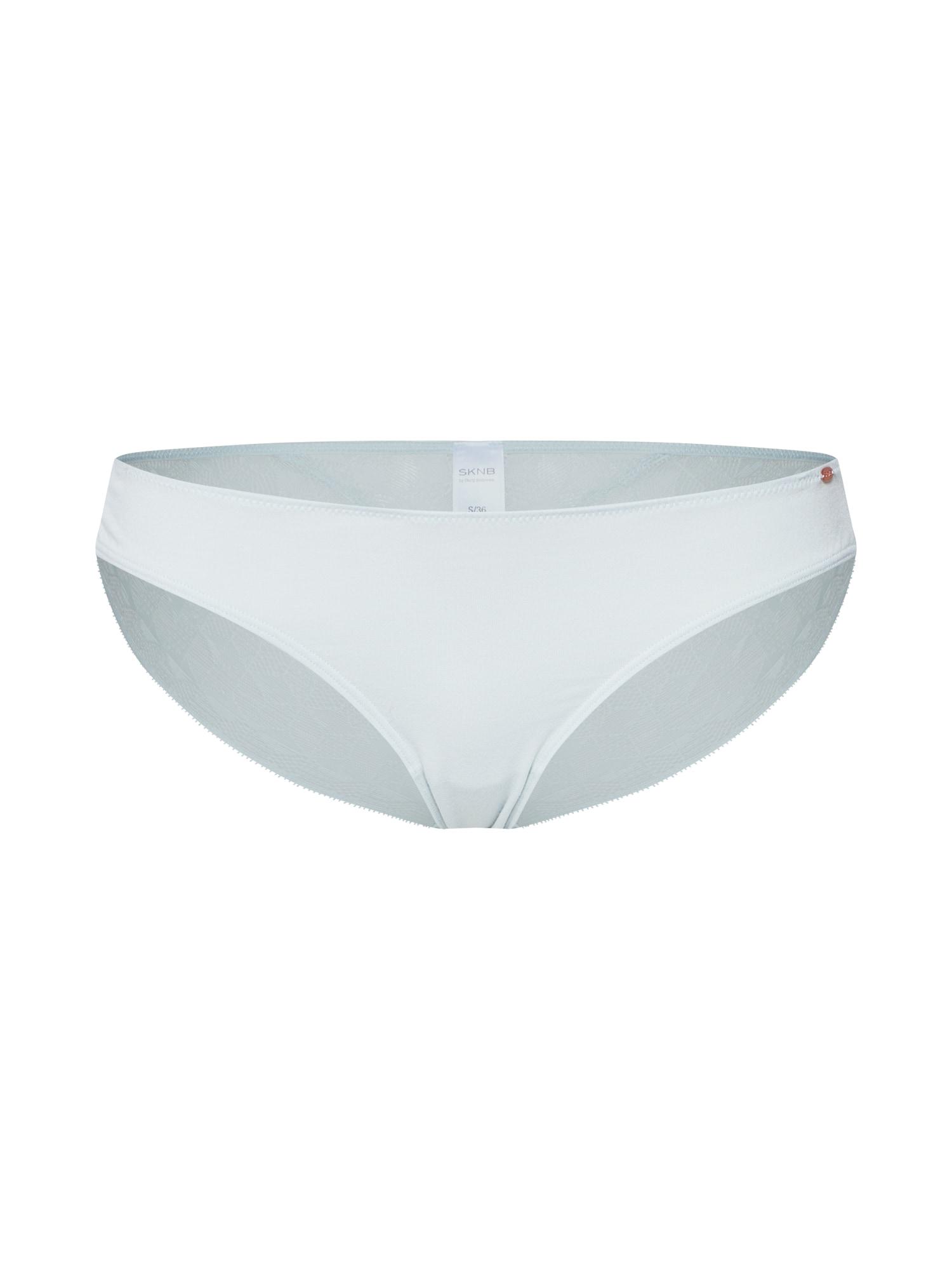 Kalhotky Cotton Graphic Rio mátová Skiny
