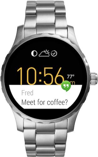 Smartwatch »Q MARSHAL, FTW2109«