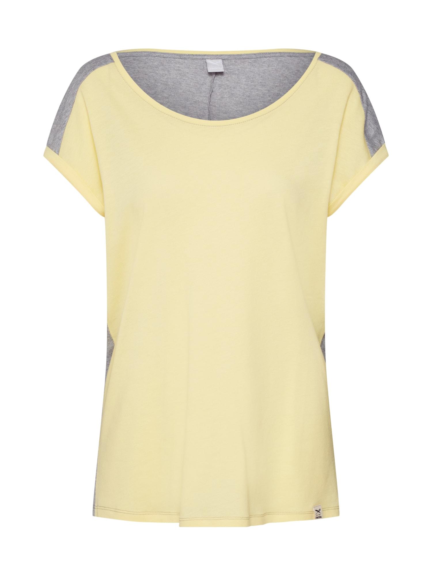 Tričko žlutá Iriedaily