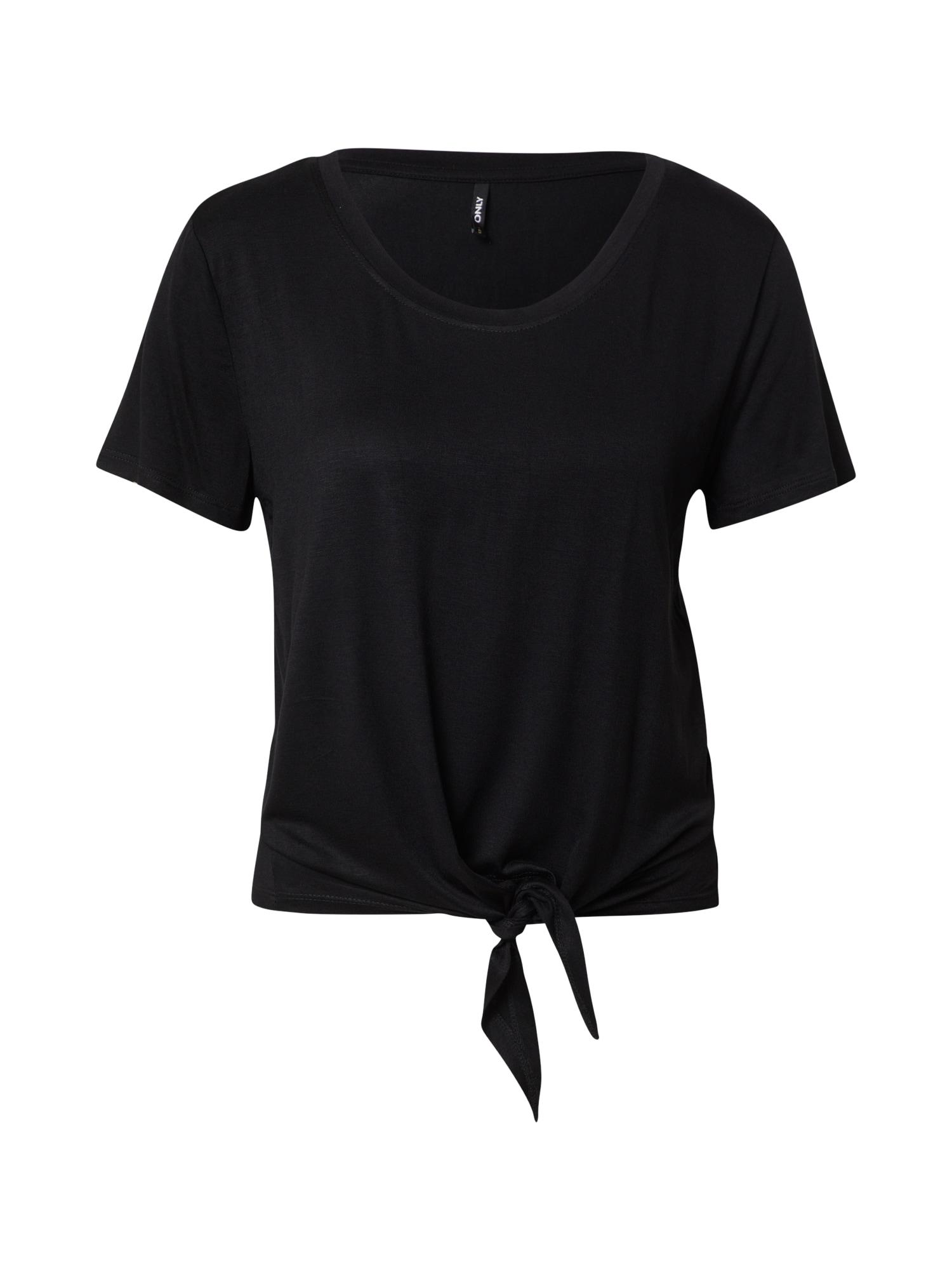 ONLY Tričko  černá