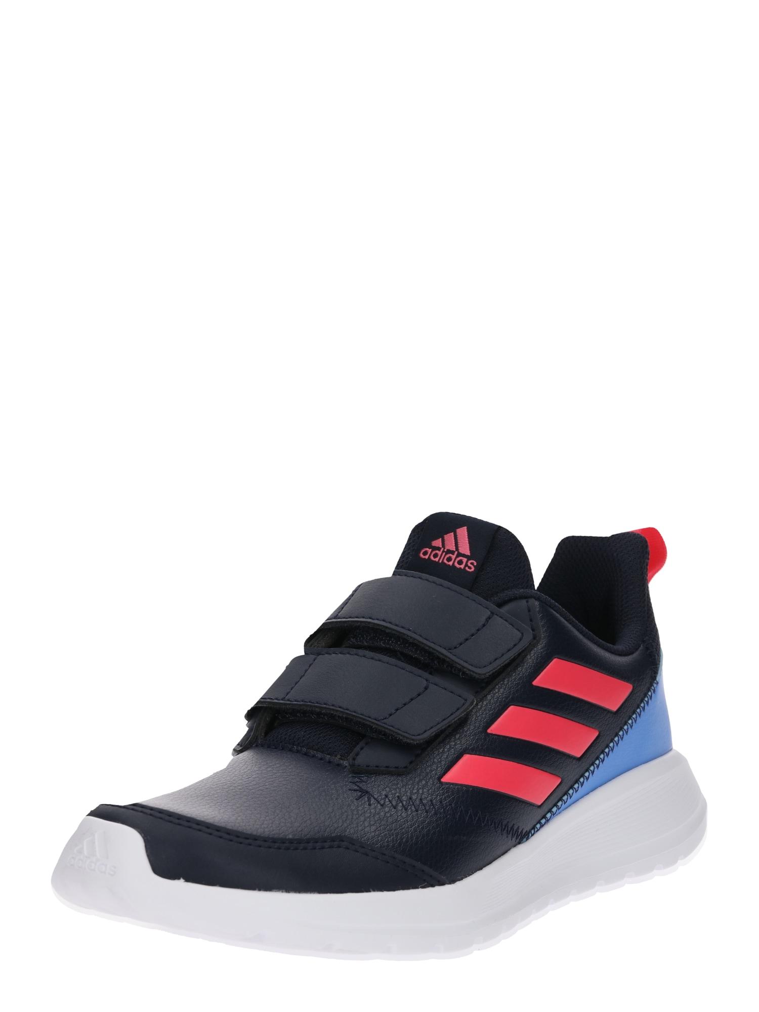 Tenisky AltaRun modrá svítivě červená černá ADIDAS PERFORMANCE