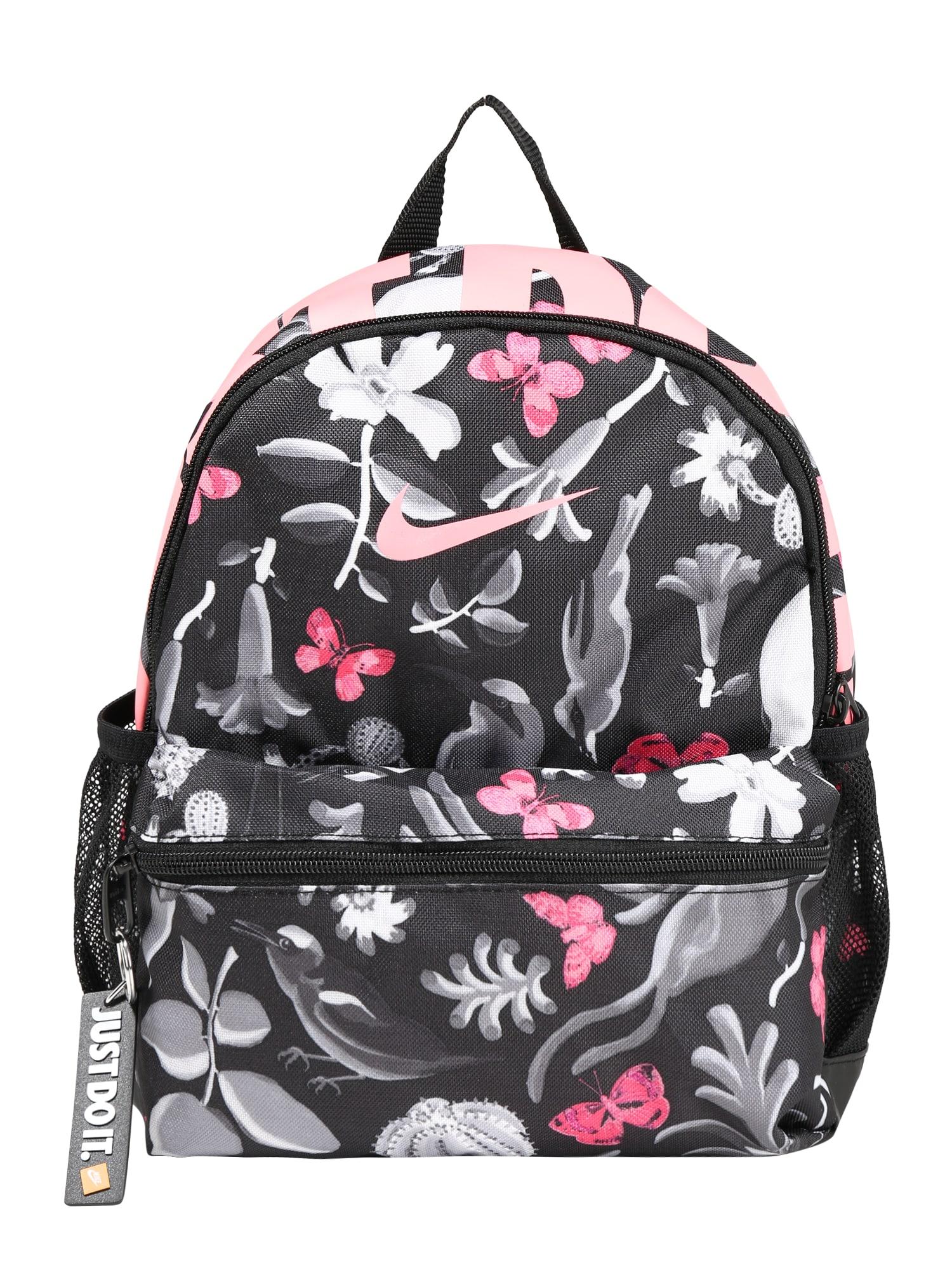 Nike Sportswear Batoh ' Brasilia JDI'  pink / černá