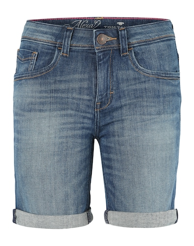 TOM TAILOR Bermuda-Shorts ´Alexa´ Sale Angebote Luckaitztal