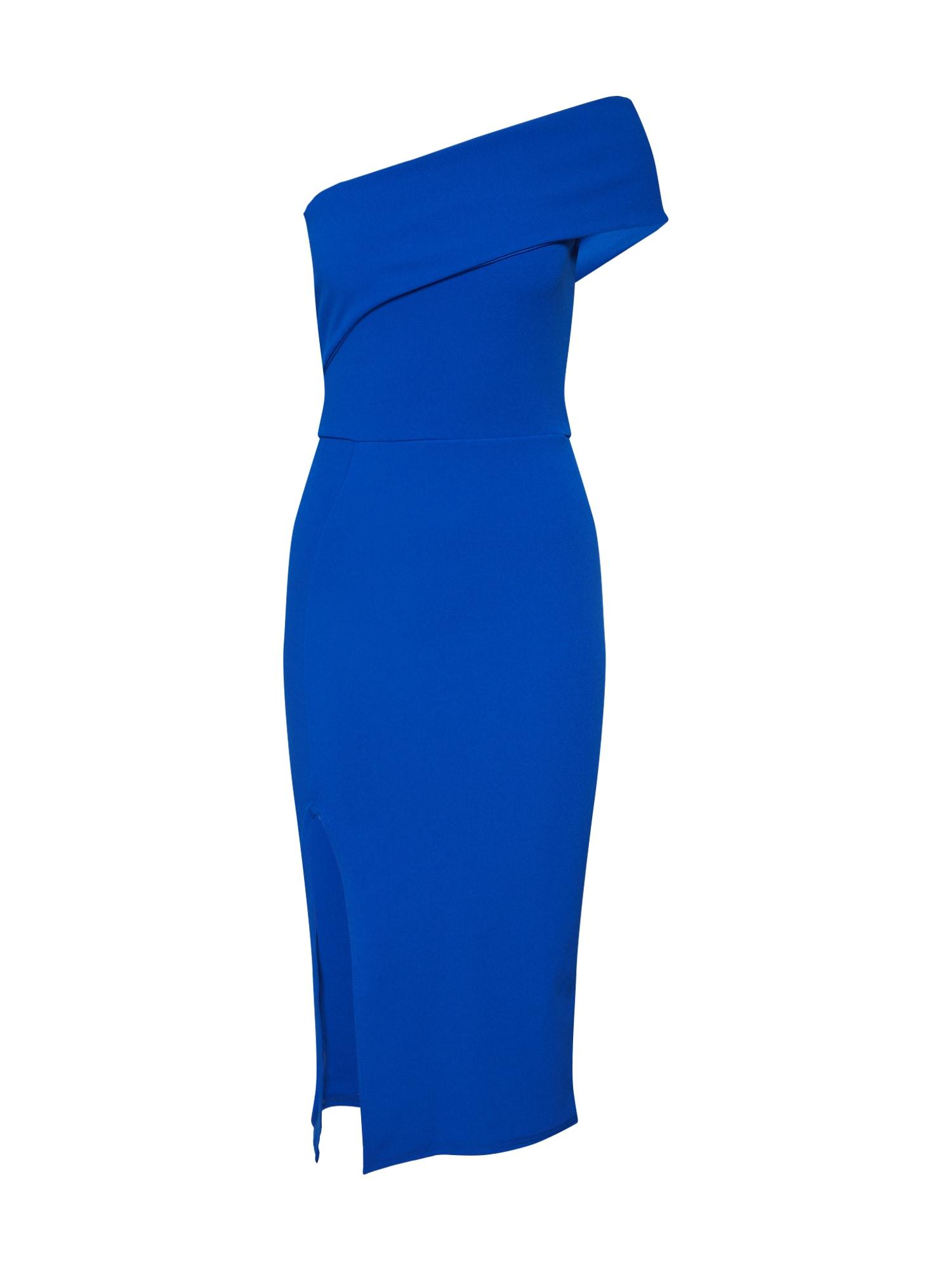 Šaty modrá Missguided