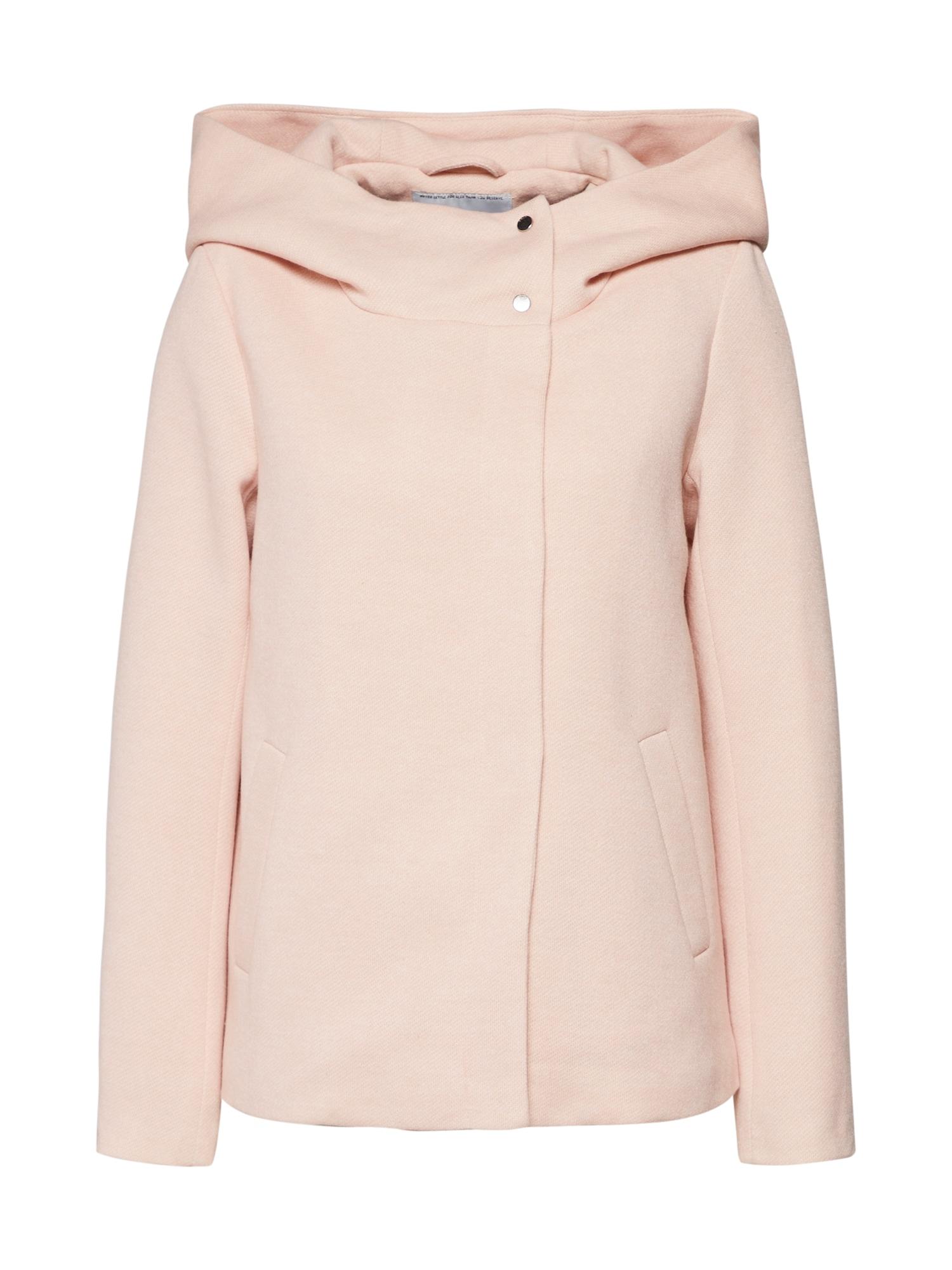 Přechodná bunda MADDIE růžová ONLY