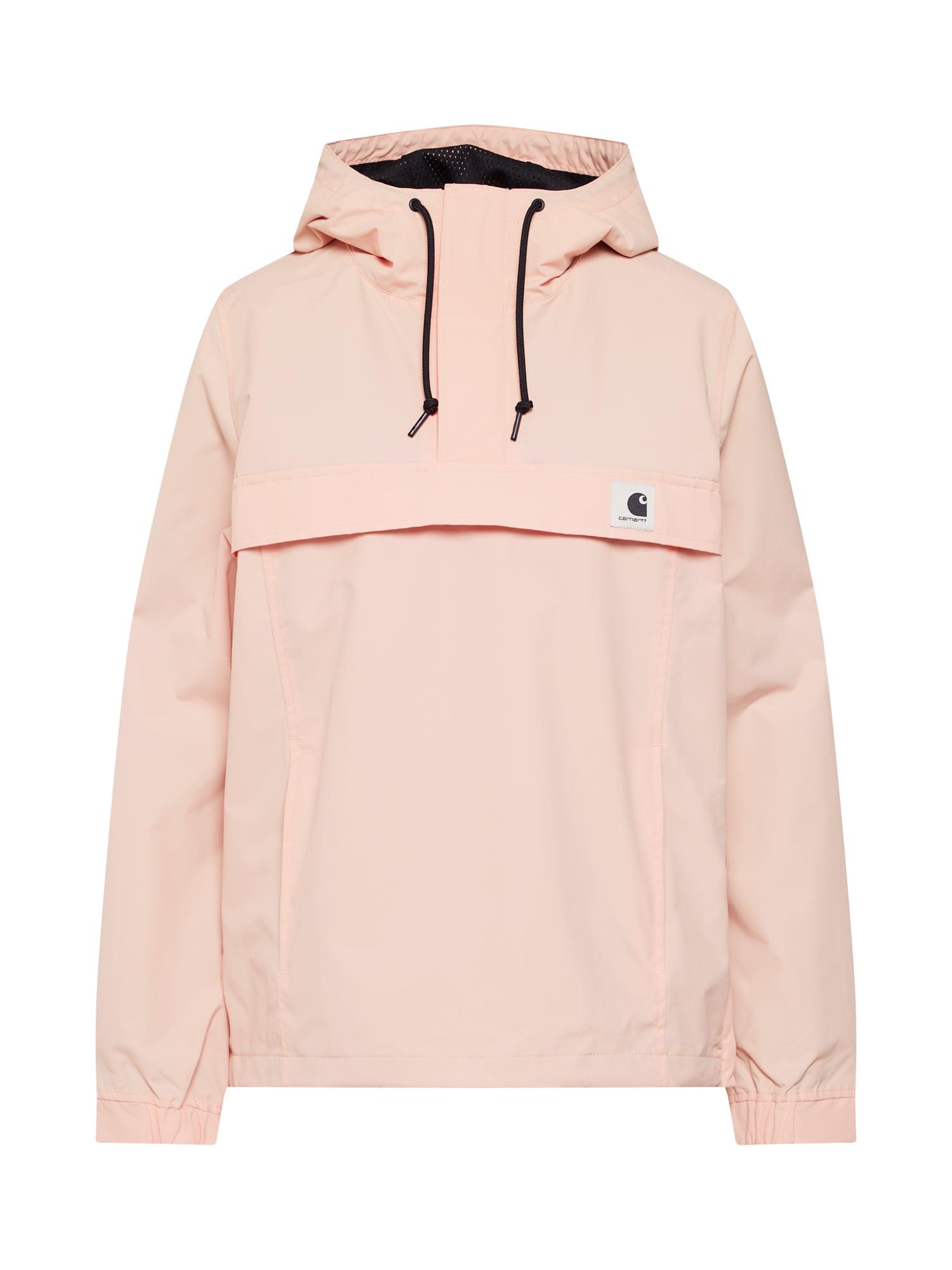 Přechodná bunda Jack Nimbus růžová Carhartt WIP