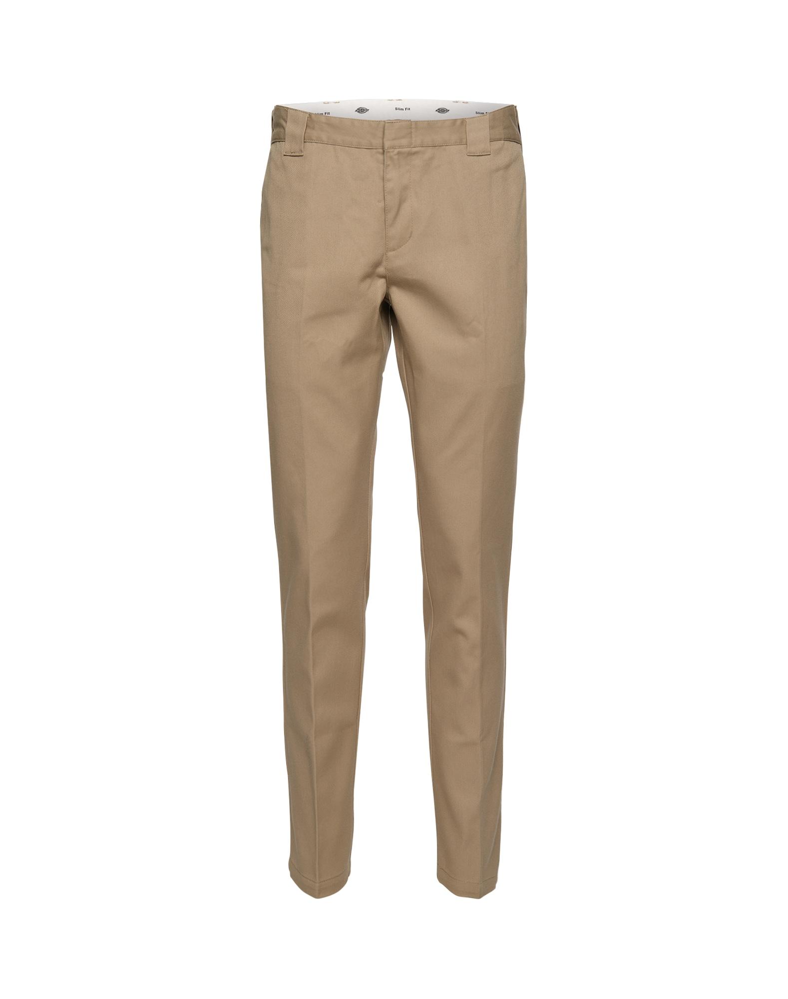 Chino kalhoty WE872 béžová DICKIES