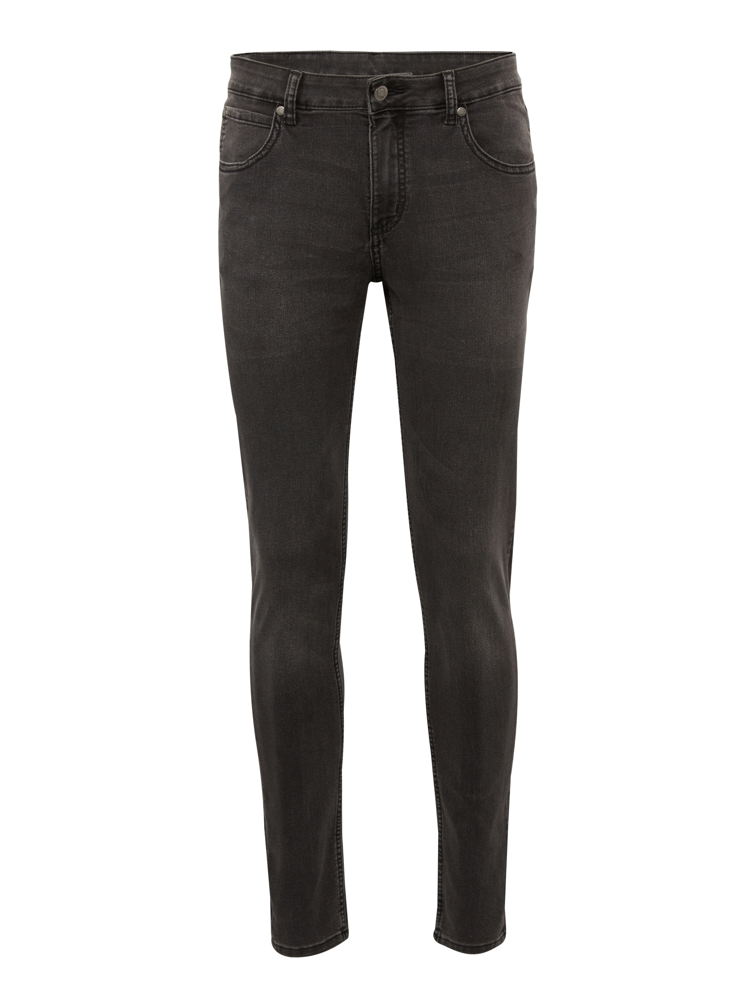 CHEAP MONDAY Heren Jeans Him grey denim