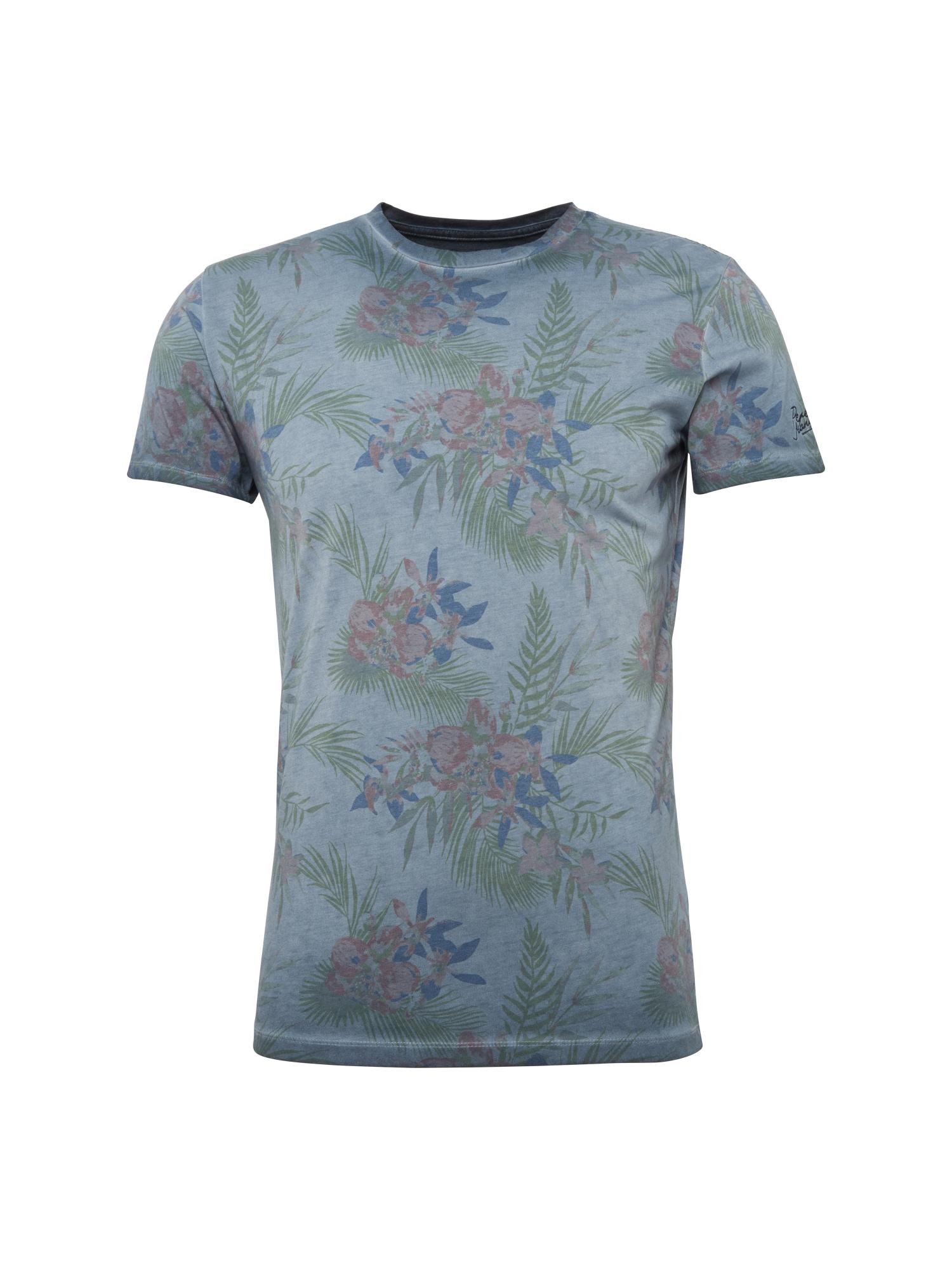 Pepe Jeans Heren Shirt ADAN navy