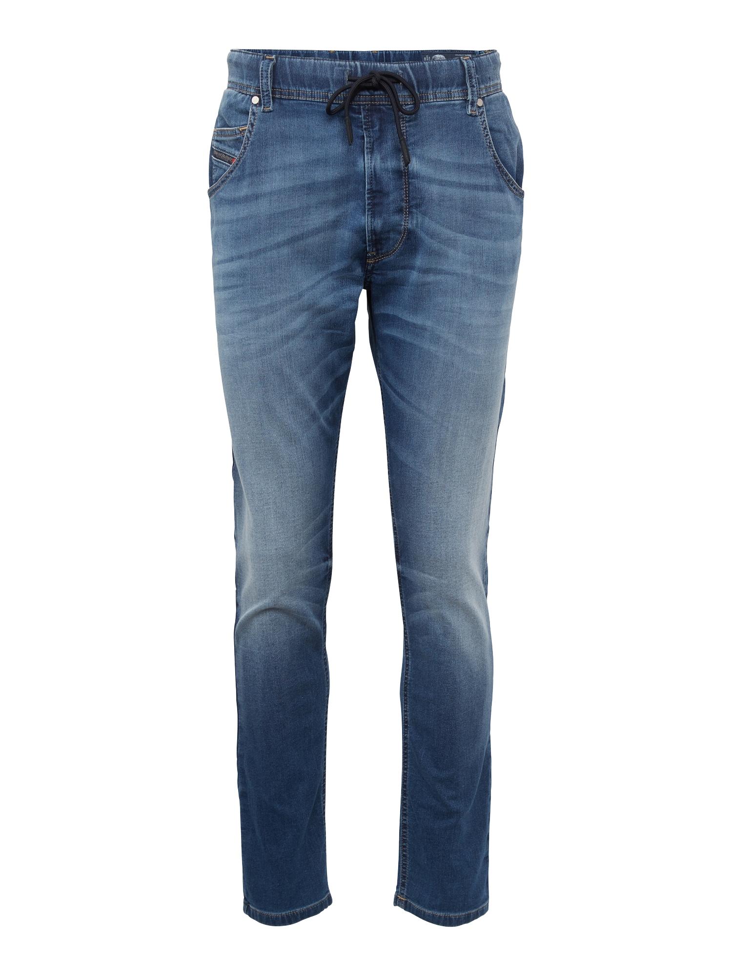 DIESEL Heren Jeans Krolley R-Ne blue denim