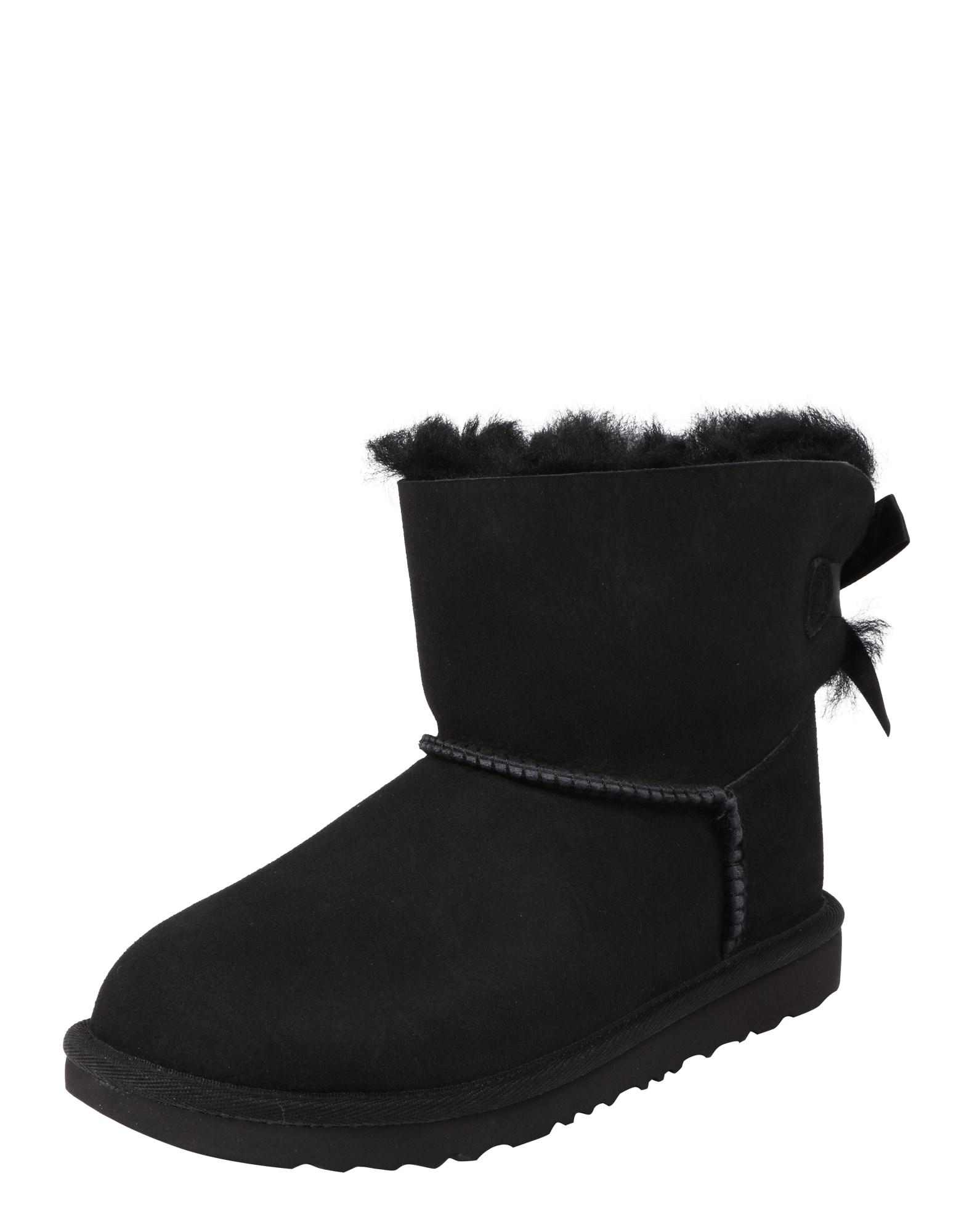 Sněhule Mini Bailey Bow II černá UGG