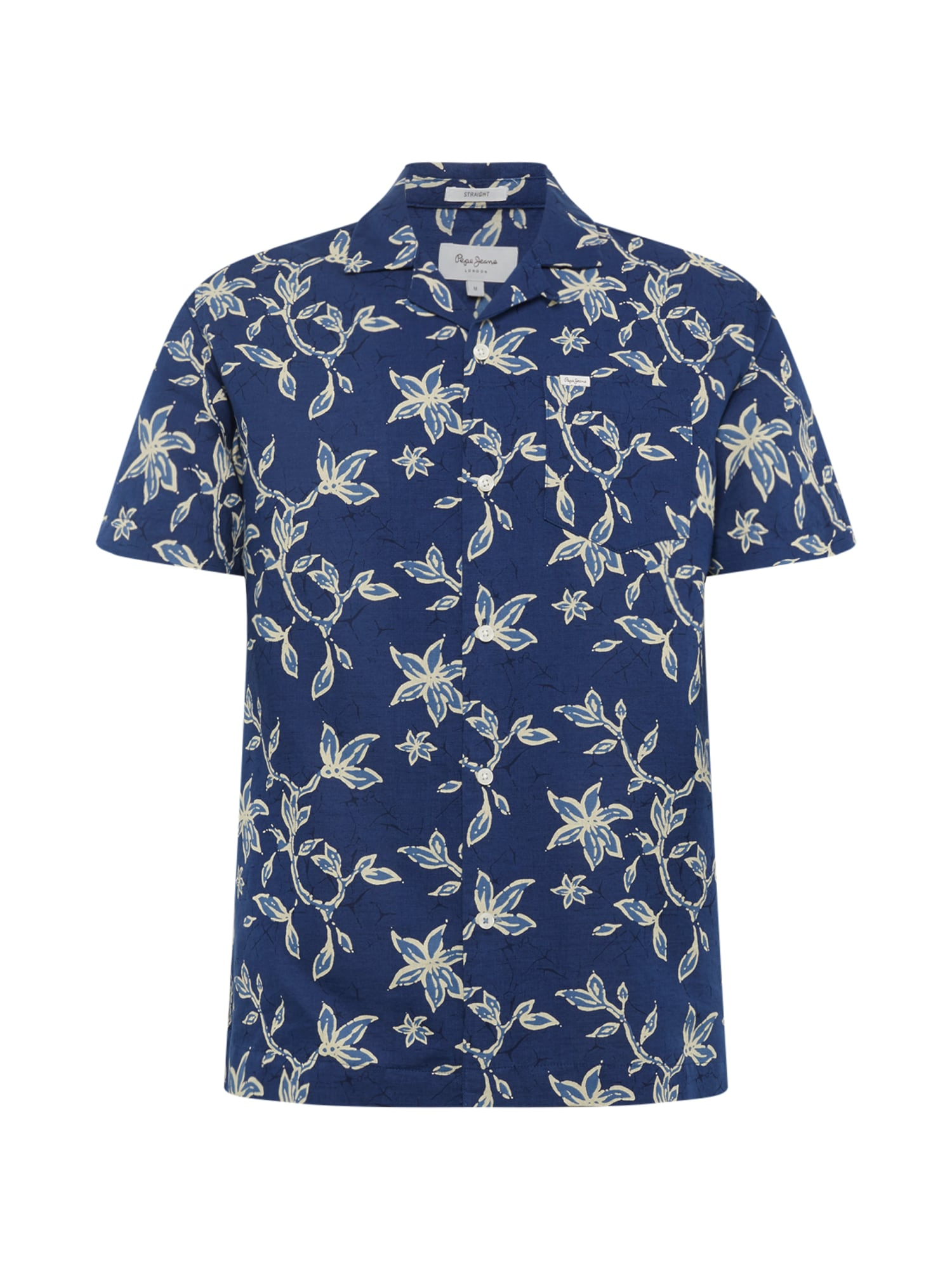 Košile NEIL modrá bílá Pepe Jeans